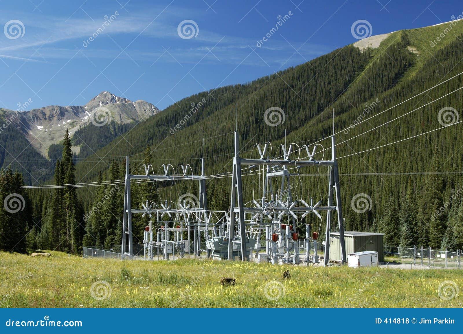 电源配电所