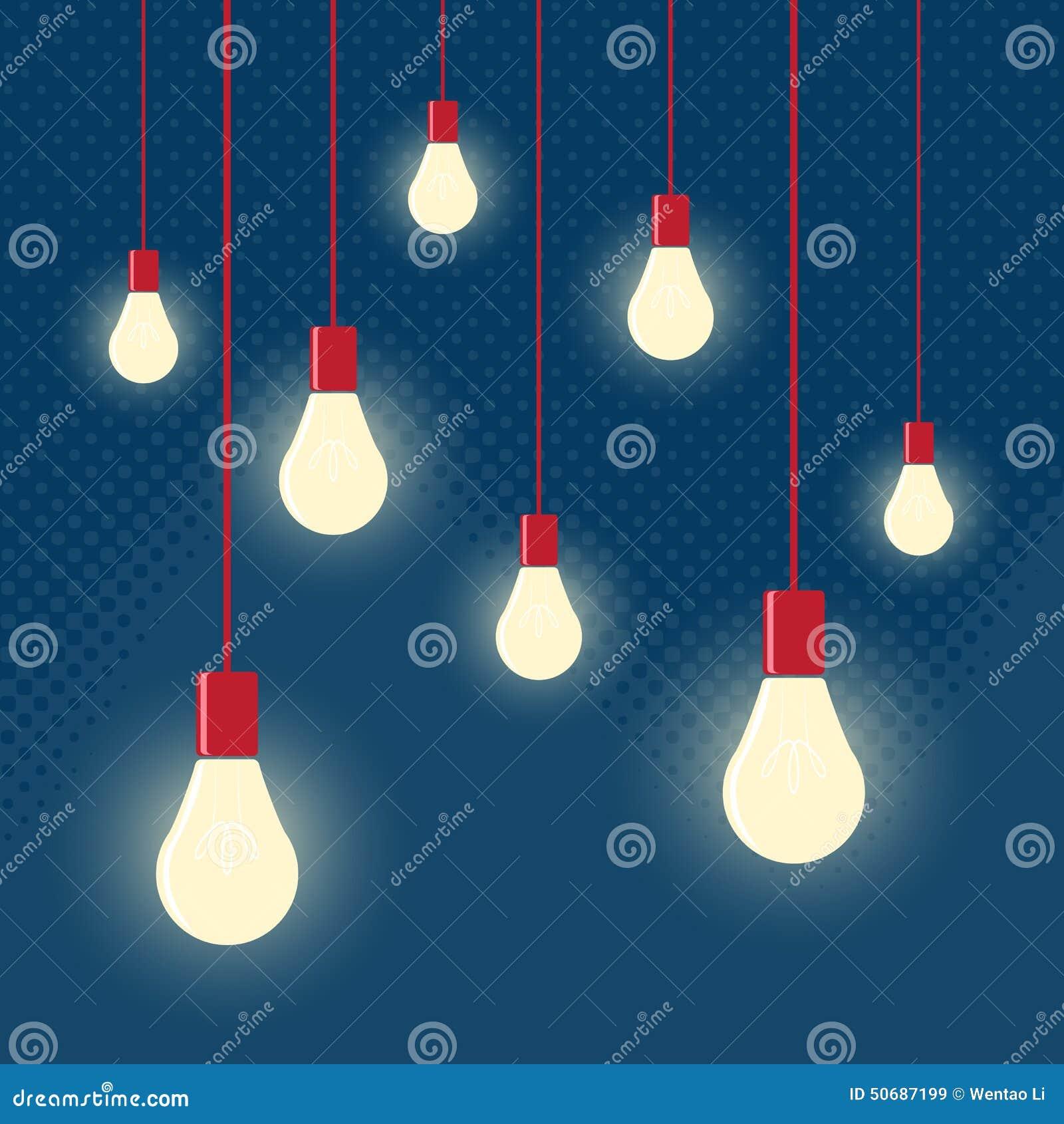 Download 电灯泡查出的轻的白色 向量例证. 插画 包括有 红色, 背包, 批次, 内部, 葡萄酒, 能源, 玻璃, 设计 - 50687199