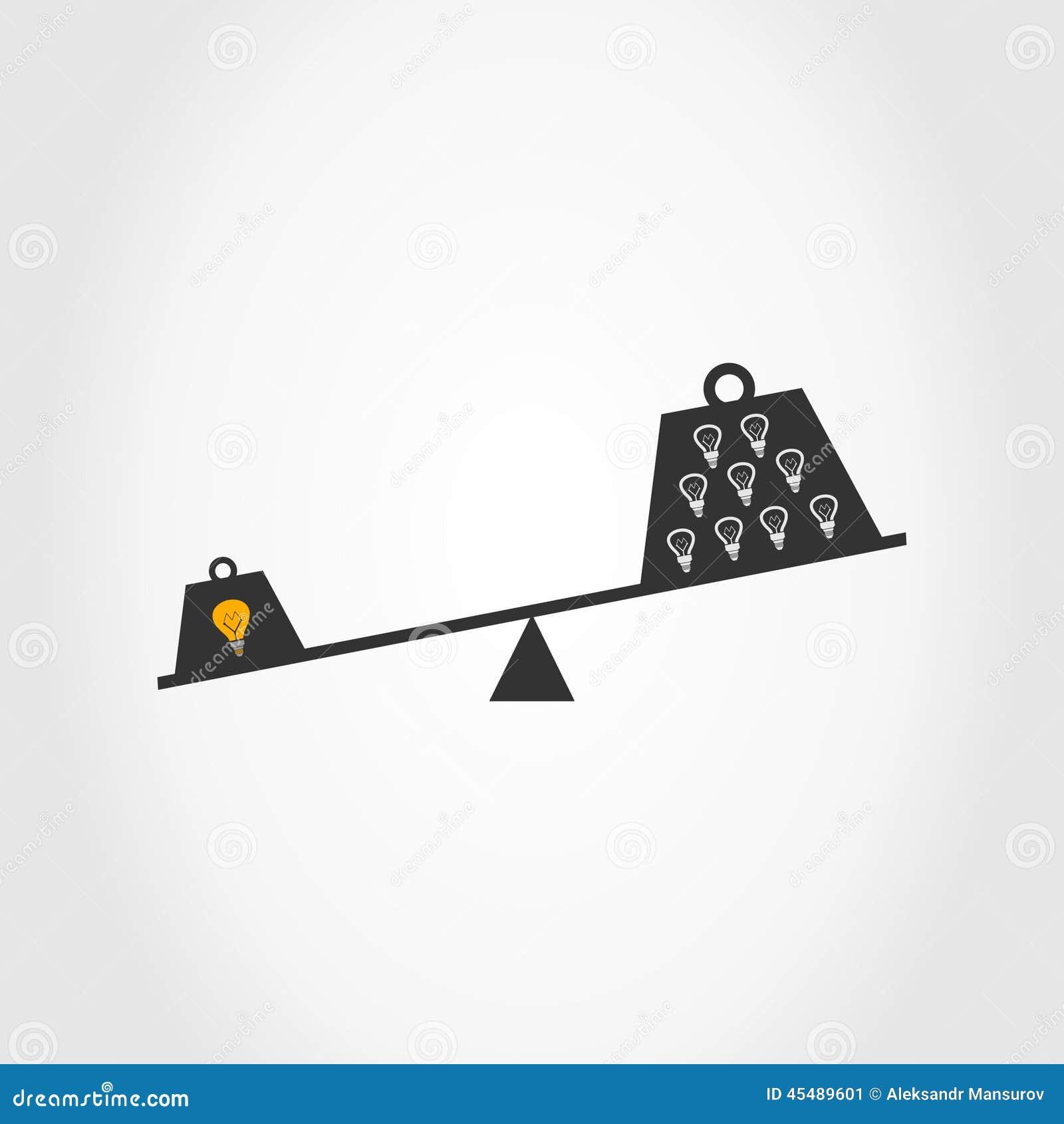 电灯泡标度
