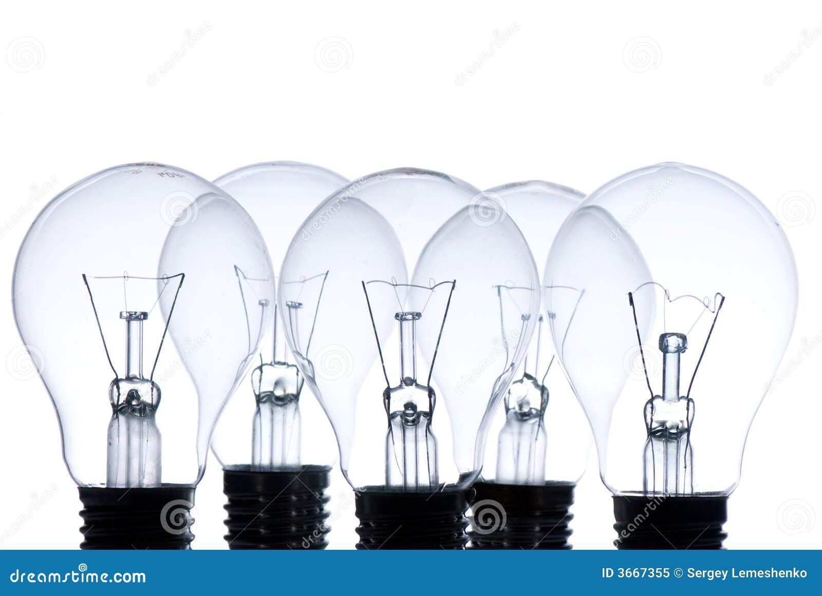 电灯泡电五