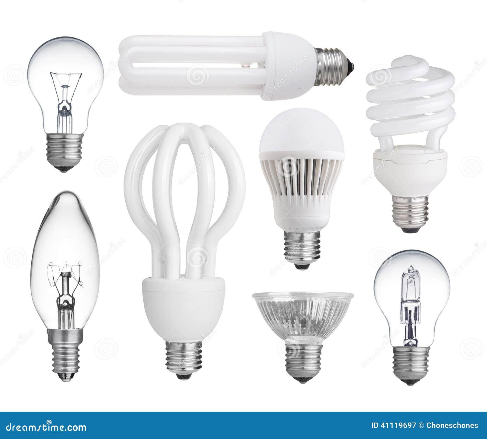 电灯泡的收集