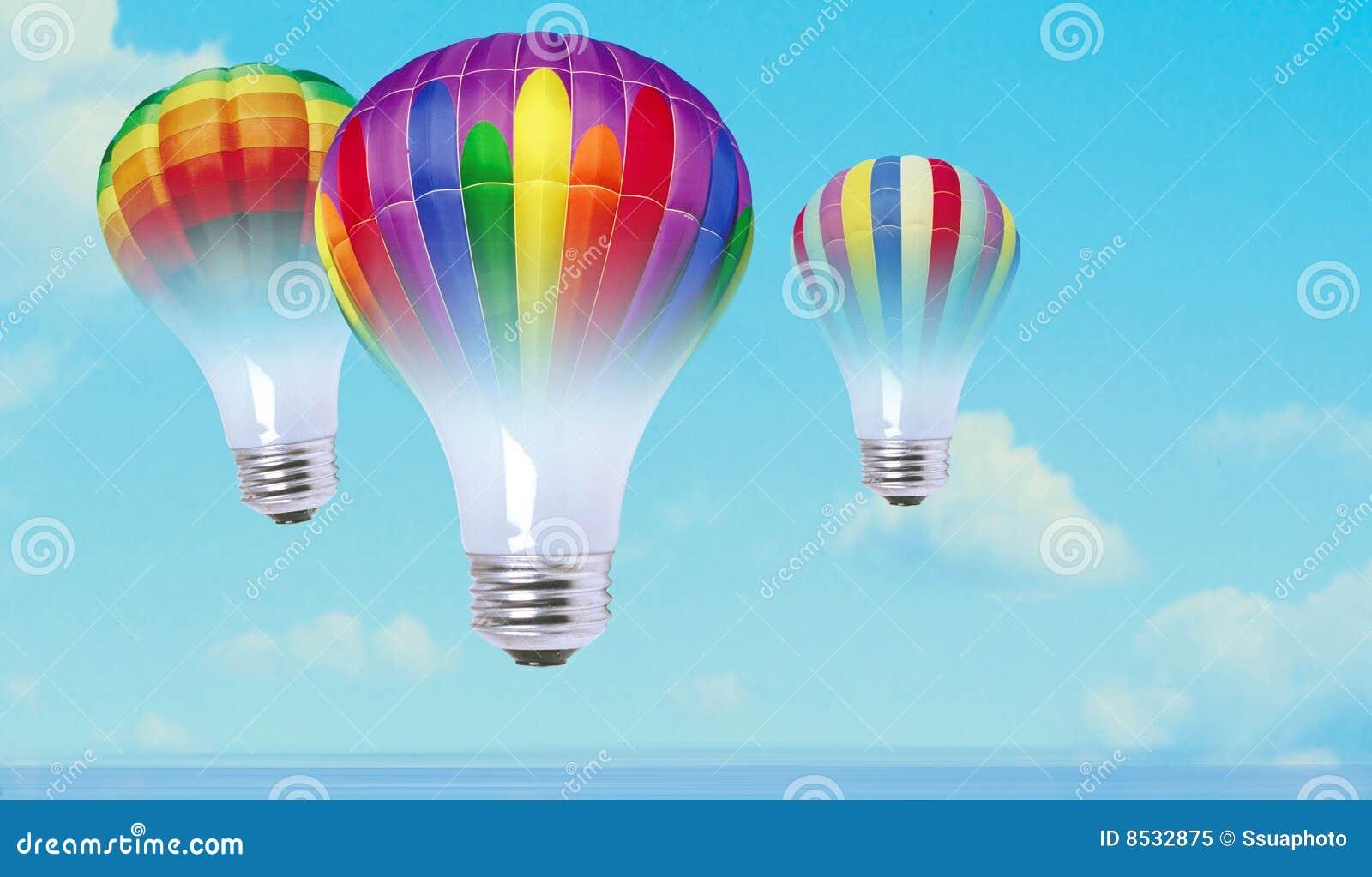 电灯泡颜色