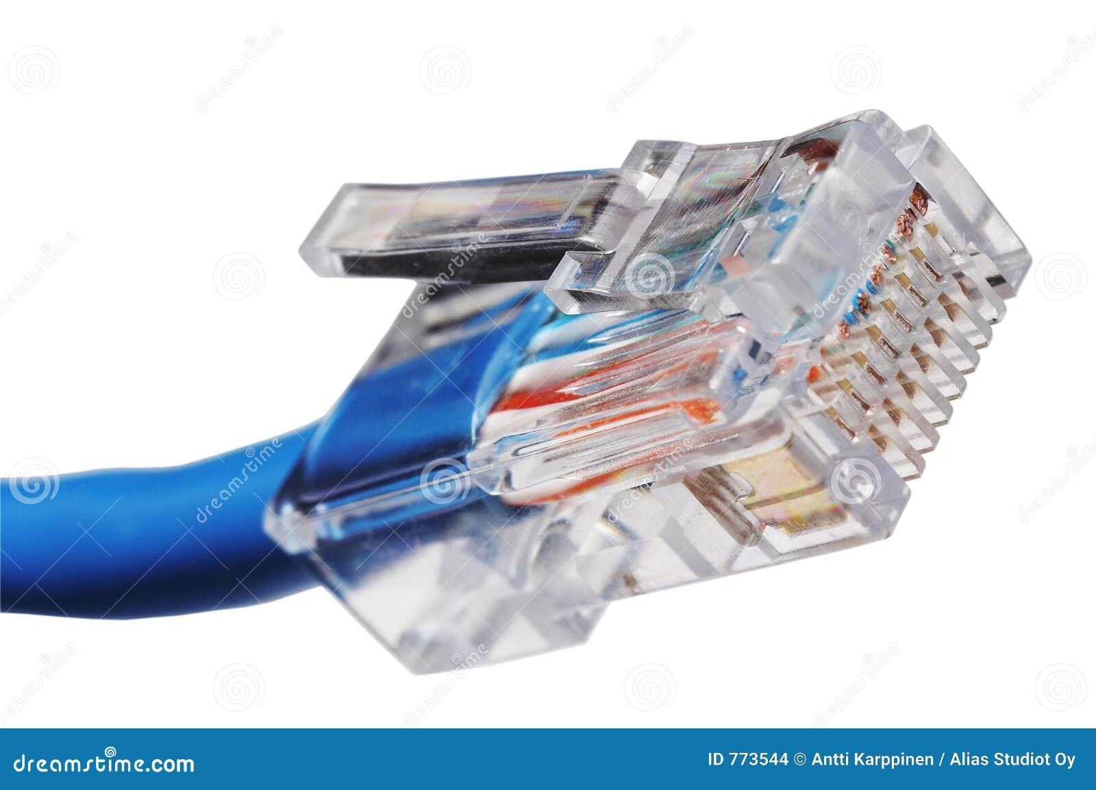 电缆插件rj45