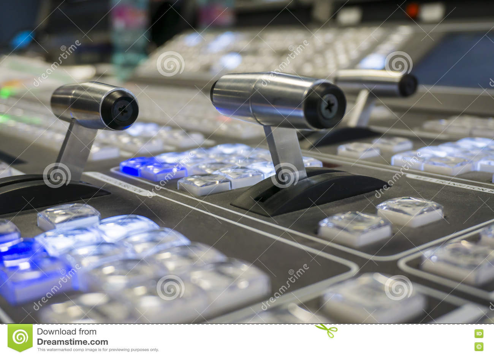 电视广播录影生产调转工