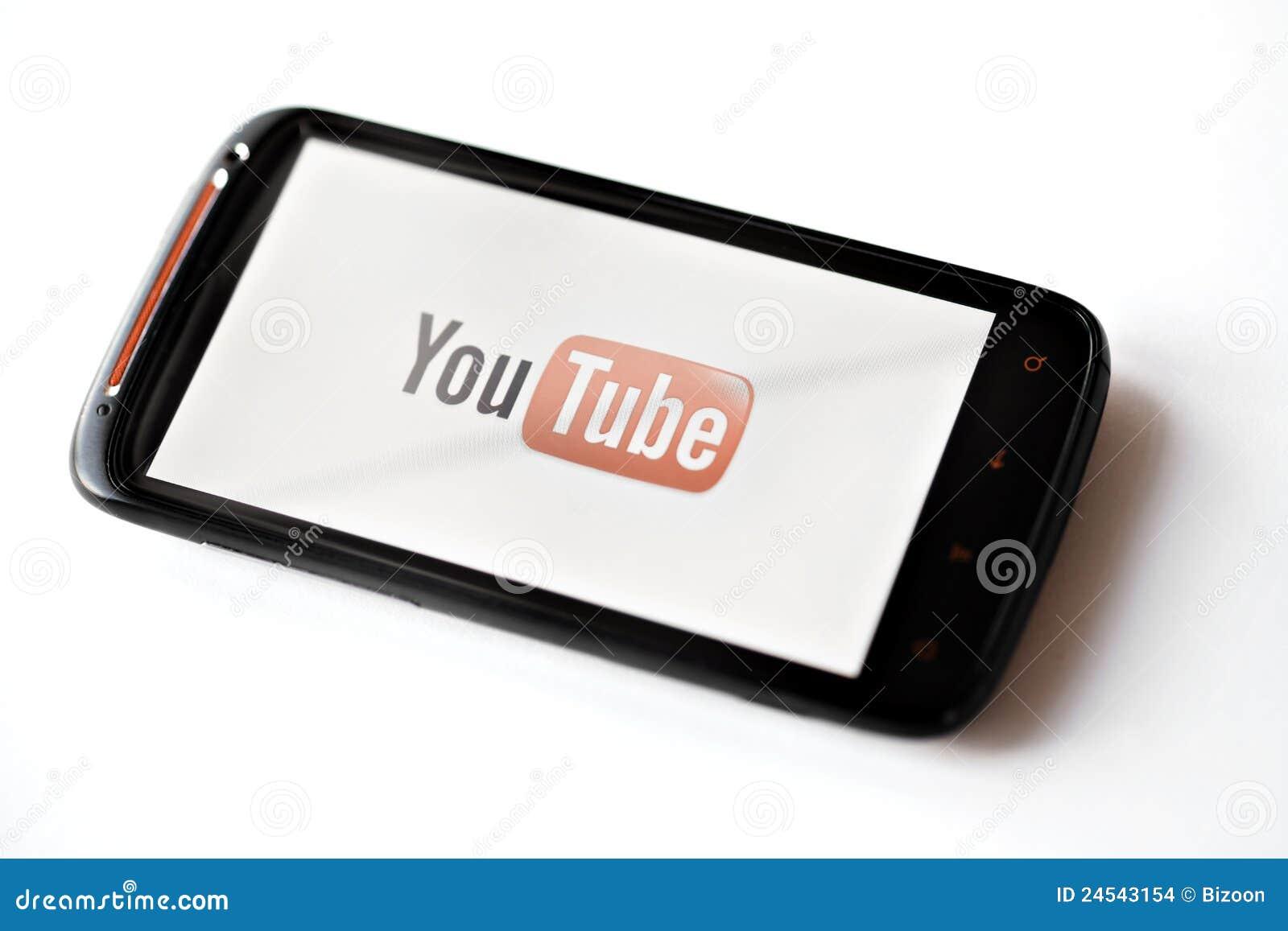 电话youtube