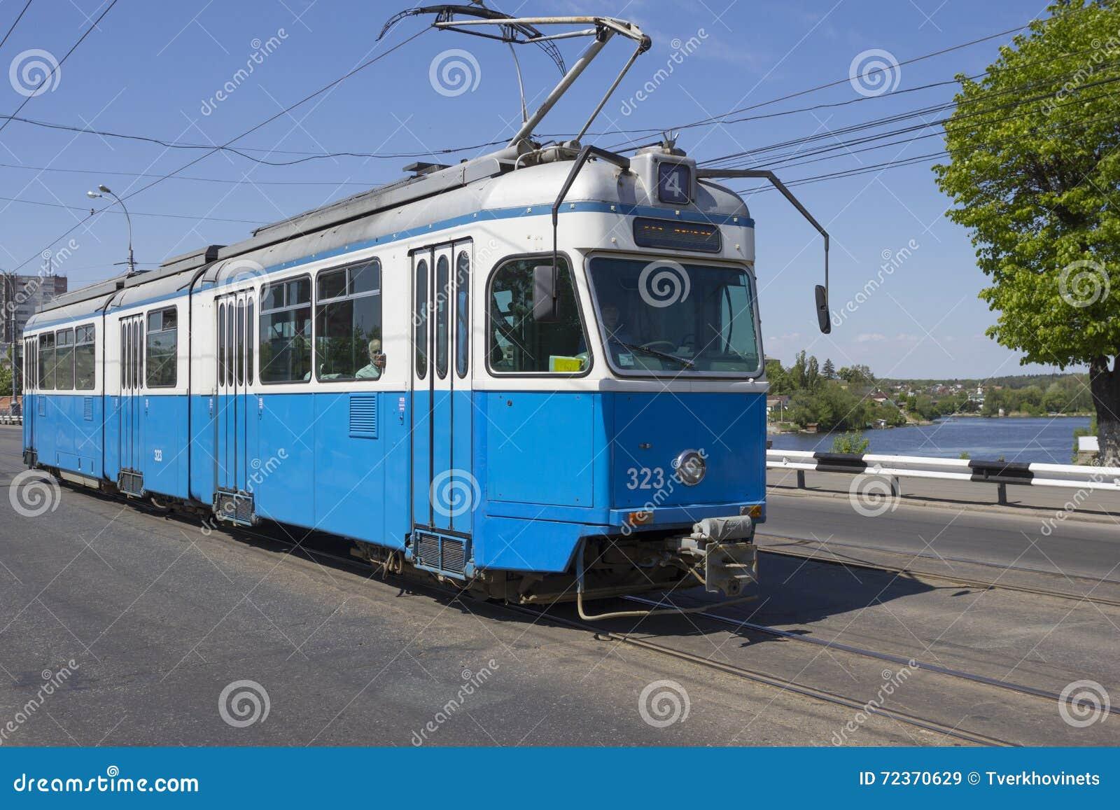 电车在文尼察