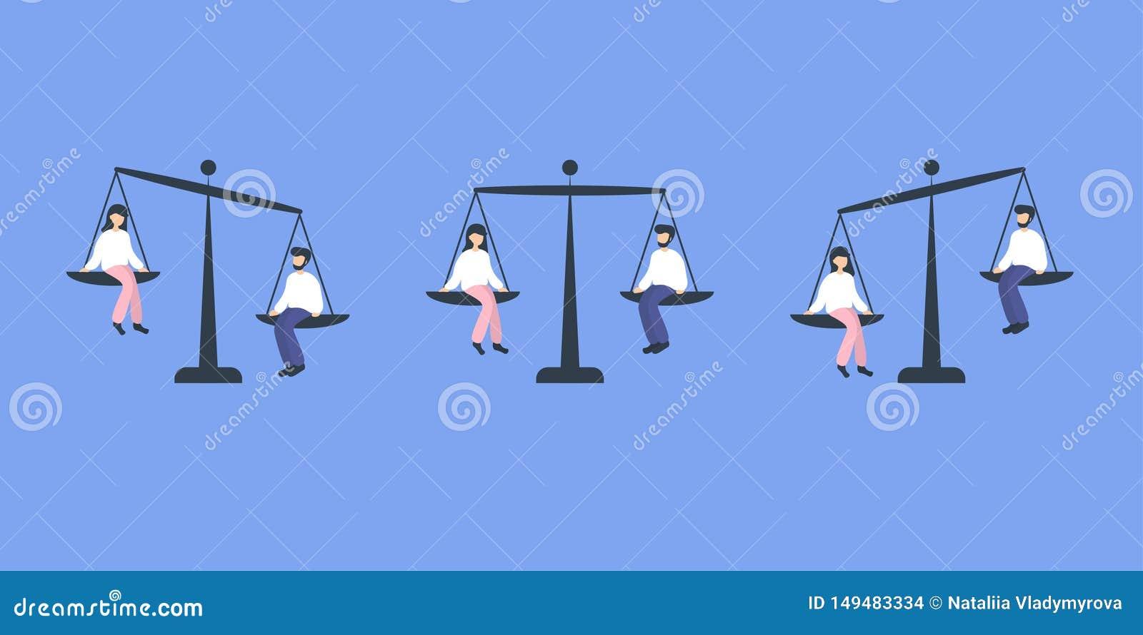 男女平等妇女和人