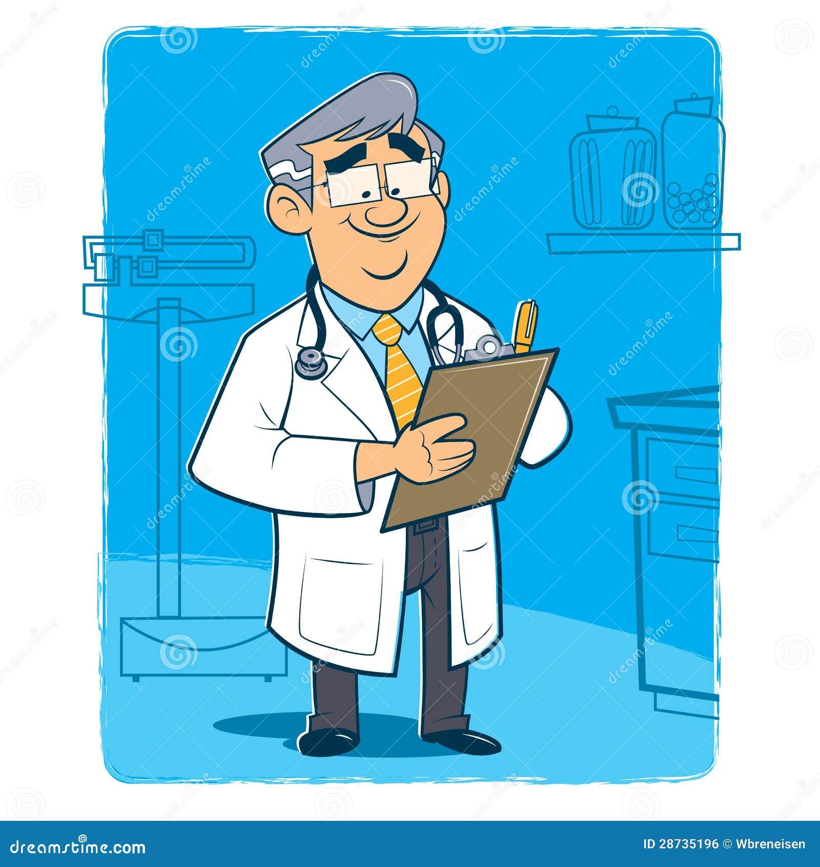 男性医生图片