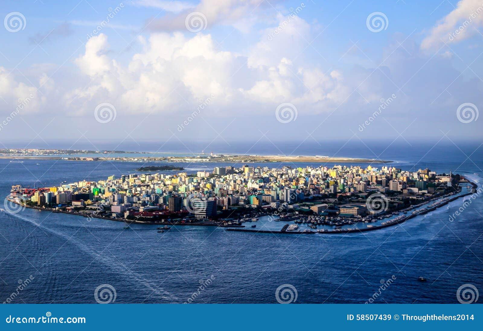 男性,马尔代夫的首都城市