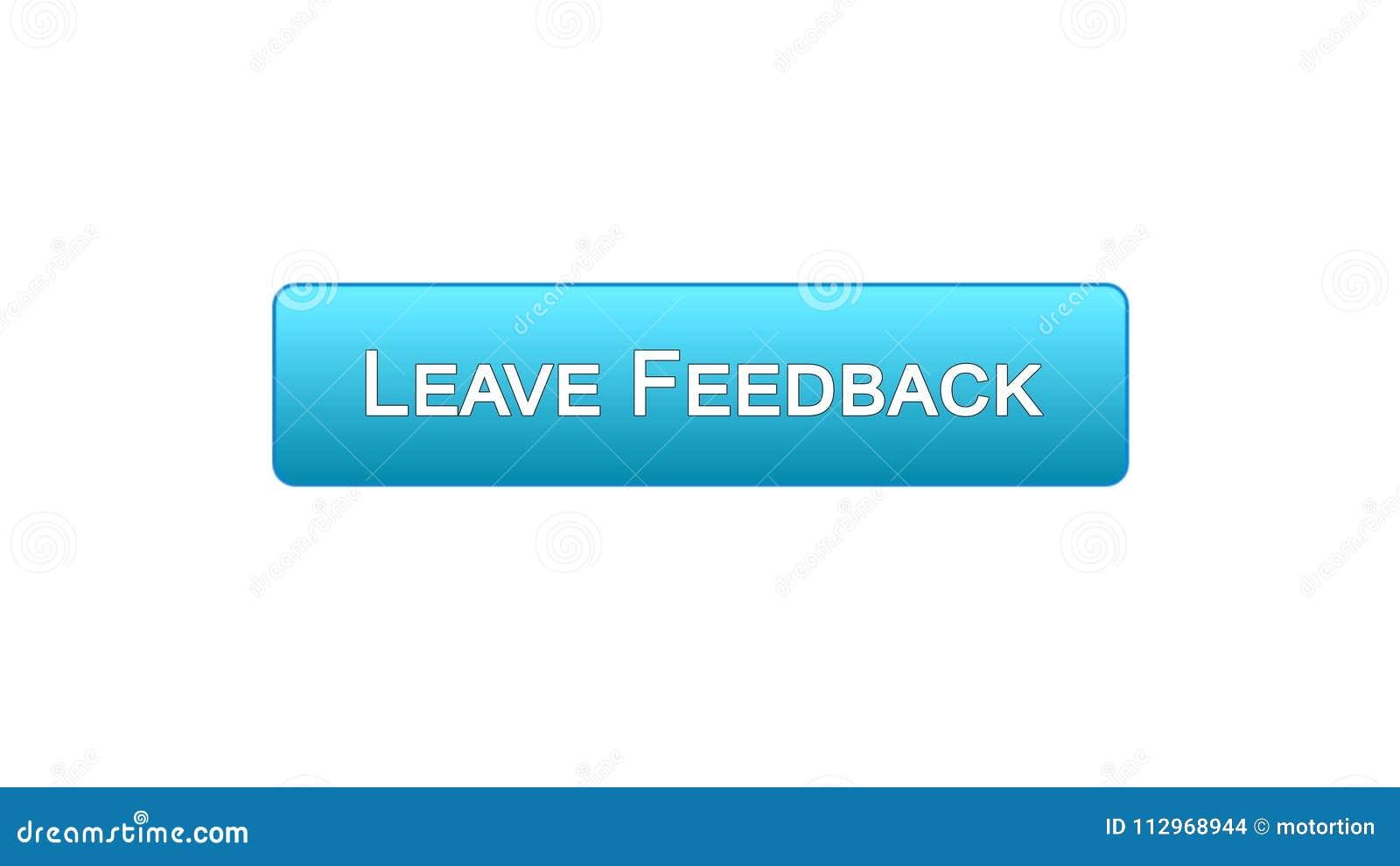 留给反馈网接口按钮蓝色颜色,客户评论,站点设计