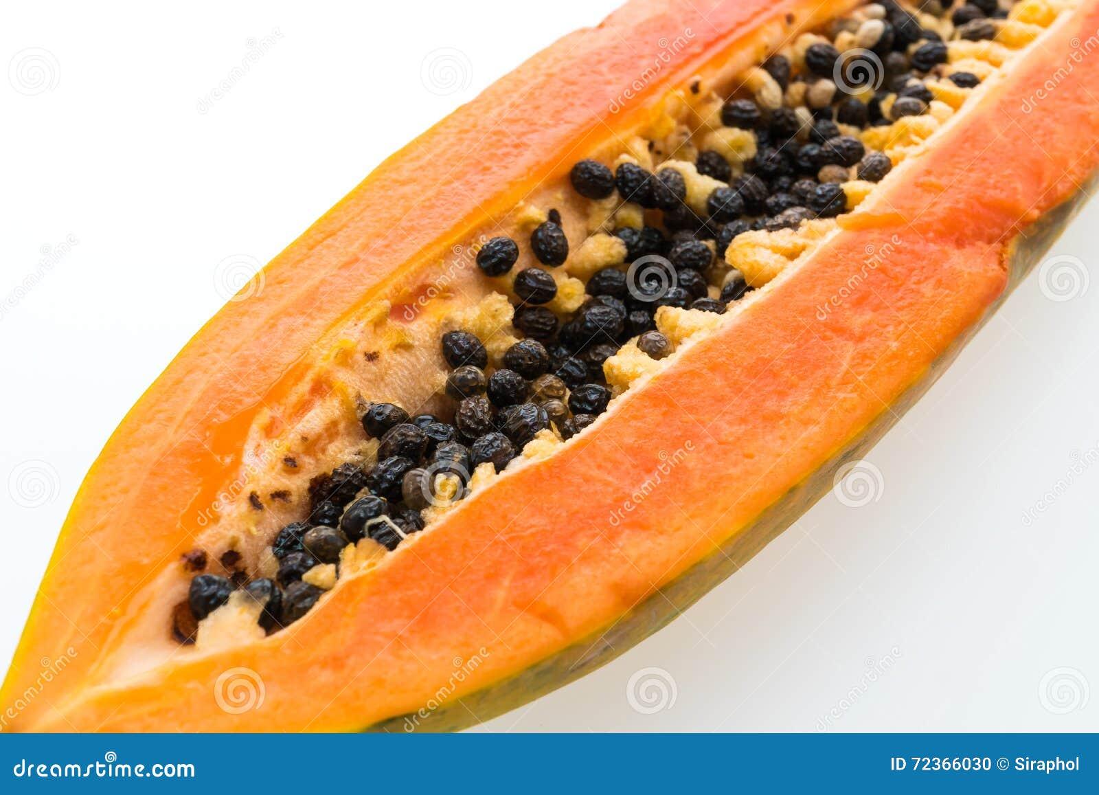 番木瓜果子