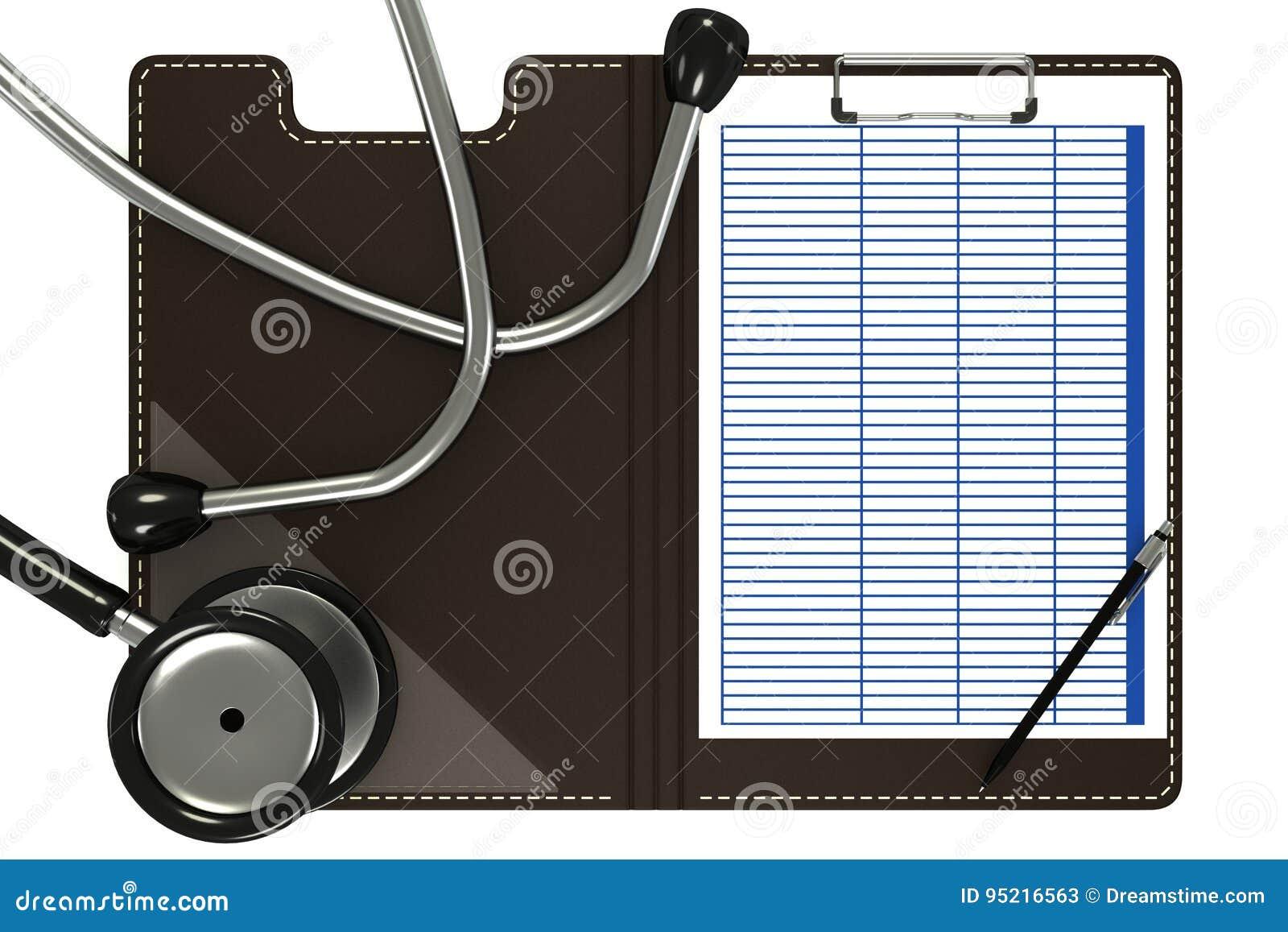 医疗听诊器