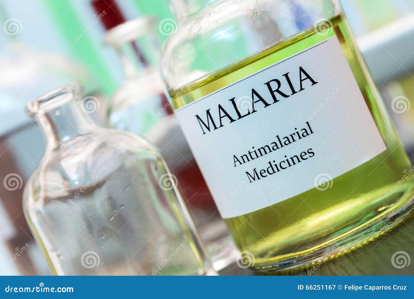 疟疾研究的测试