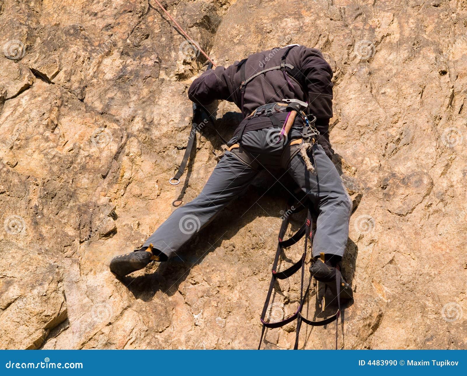 登山人梯子