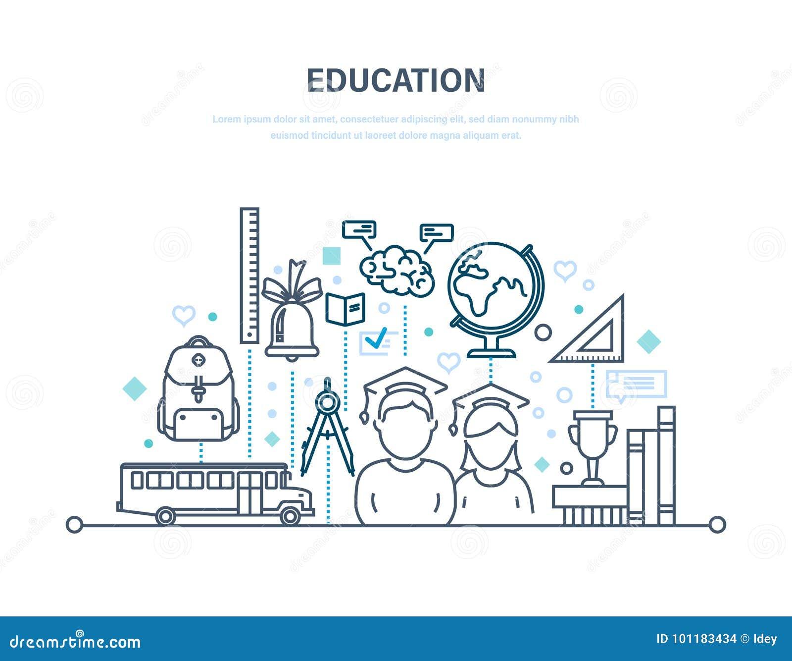 登记概念教育查出的老 孩子,学生的运输