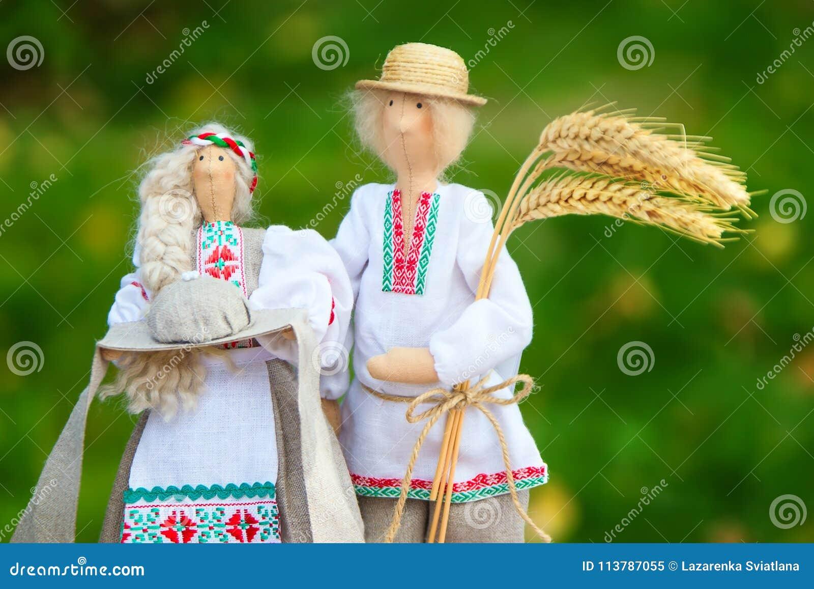 白俄罗斯语玩偶