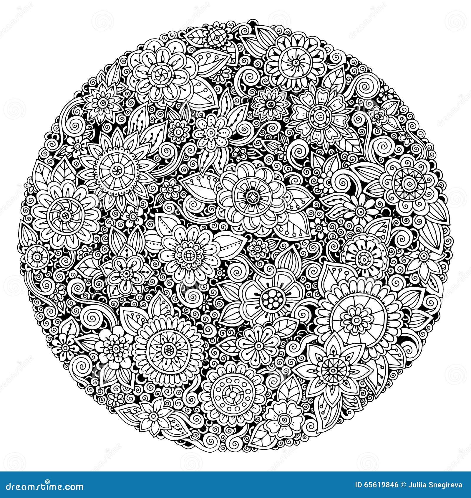 黑白圈子花装饰品,装饰圆的鞋带设计 花卉坛场