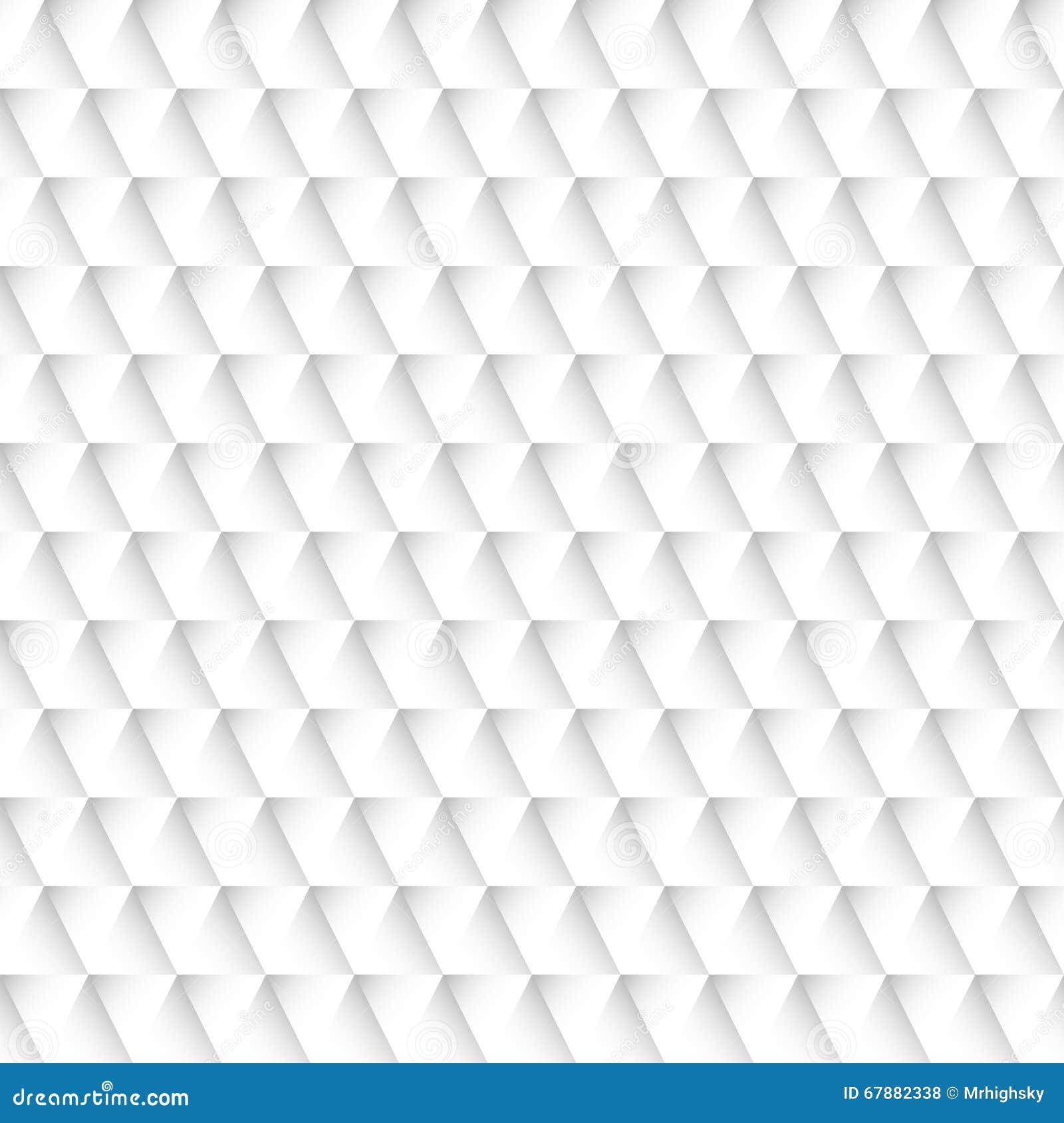 白色三角样式