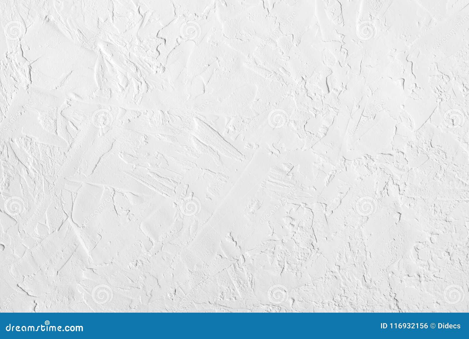 白色抽象质感粗糙的墙壁 背景背景卷毛典雅的要素模式葡萄酒
