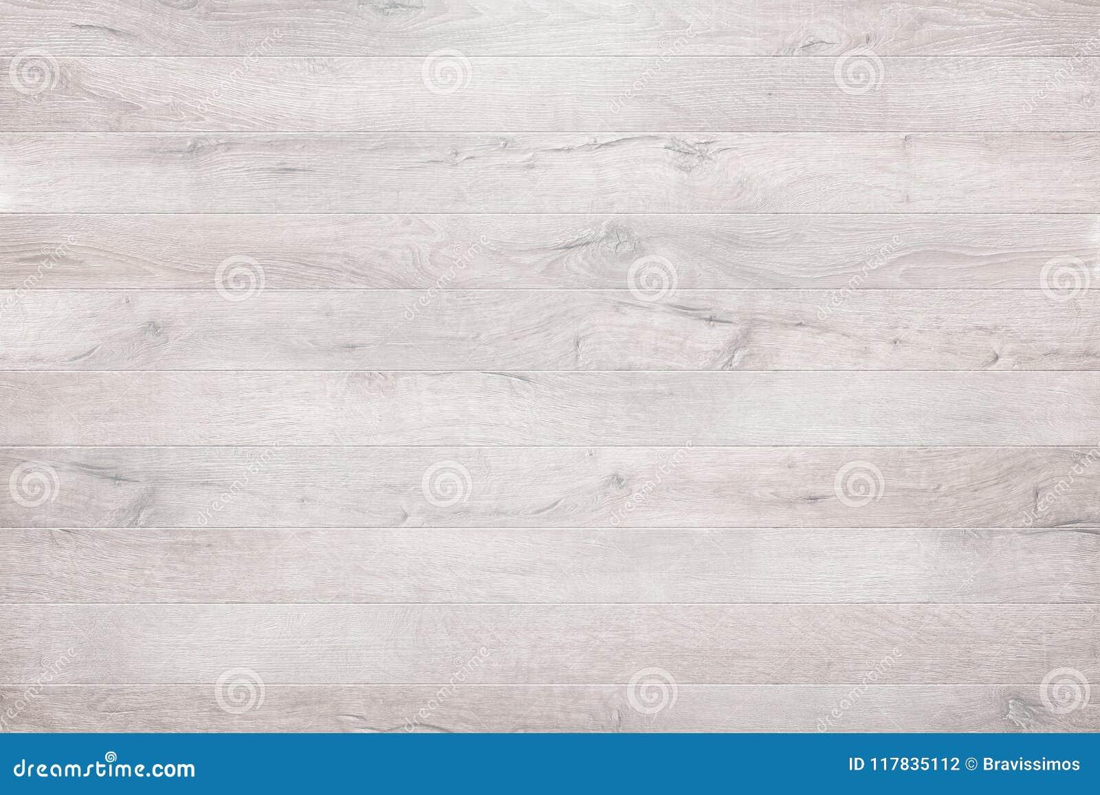 白色木纹理背景,木台式视图
