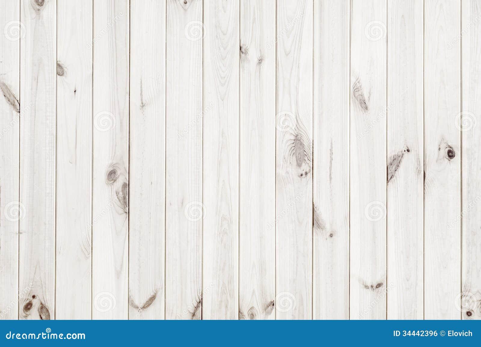 白色木纹理背景