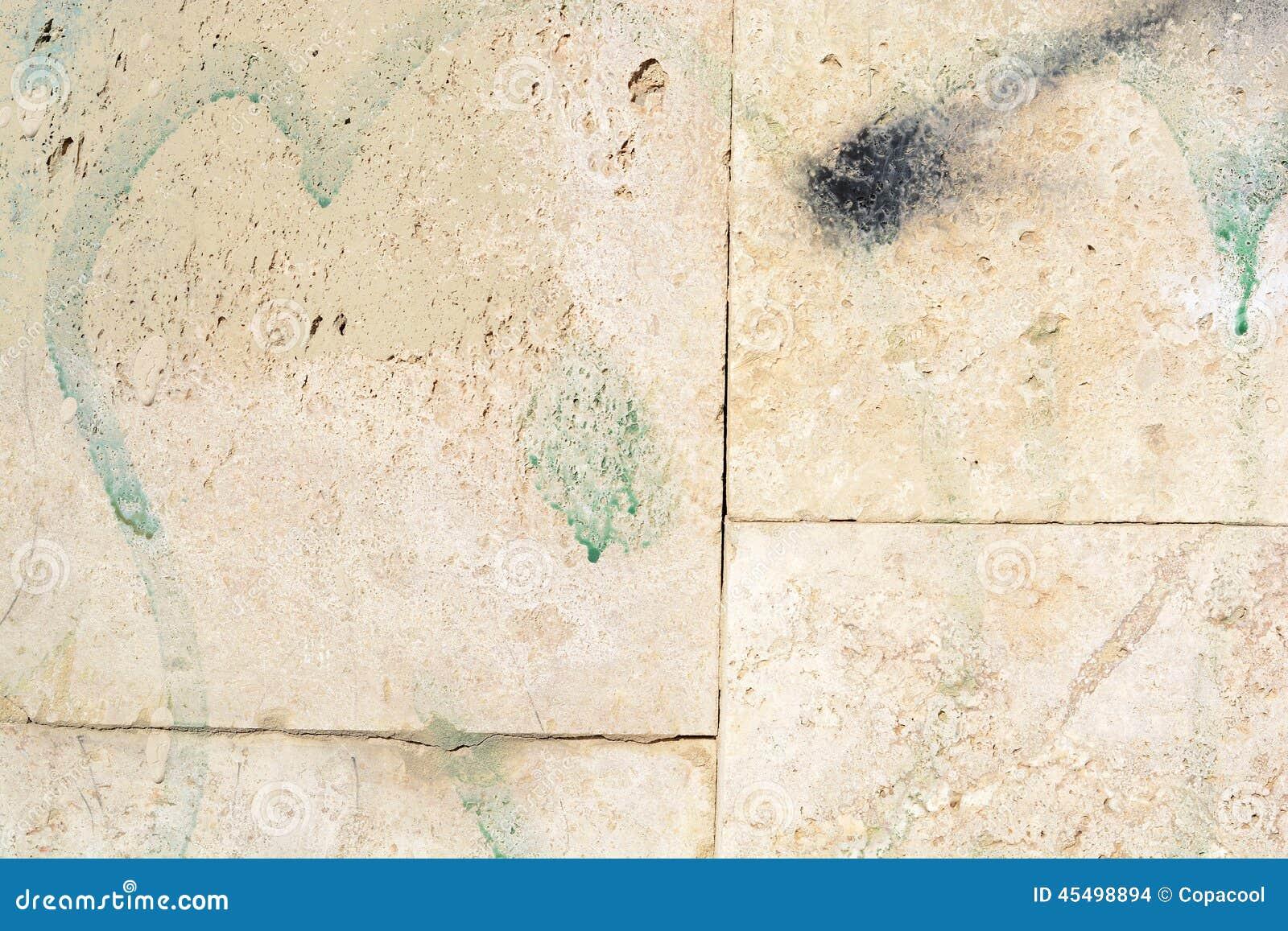 白色混凝土墙纹理