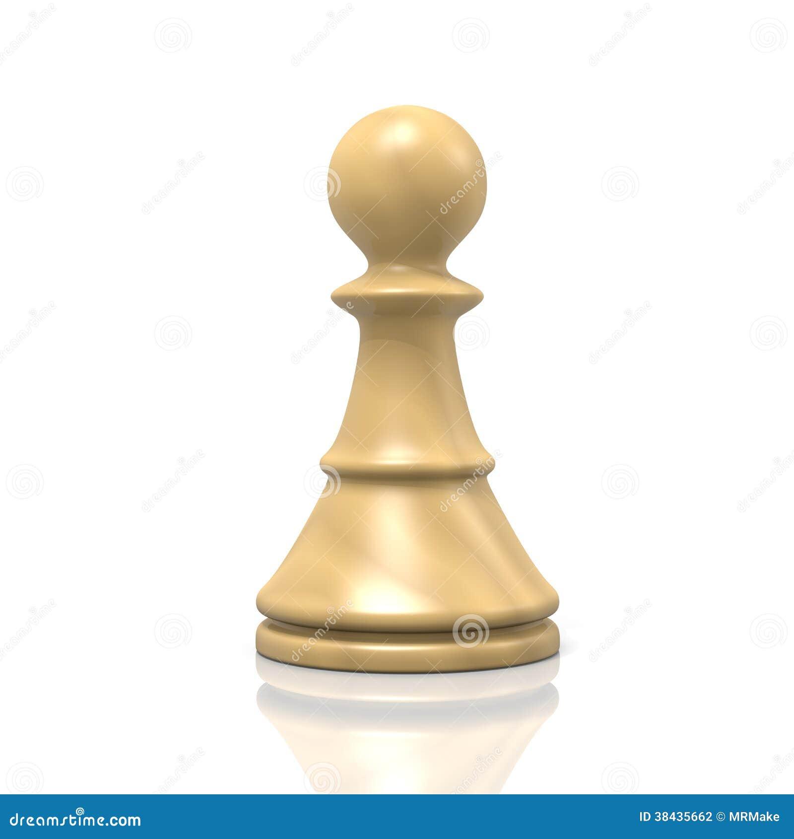 白色西洋棋棋子图片