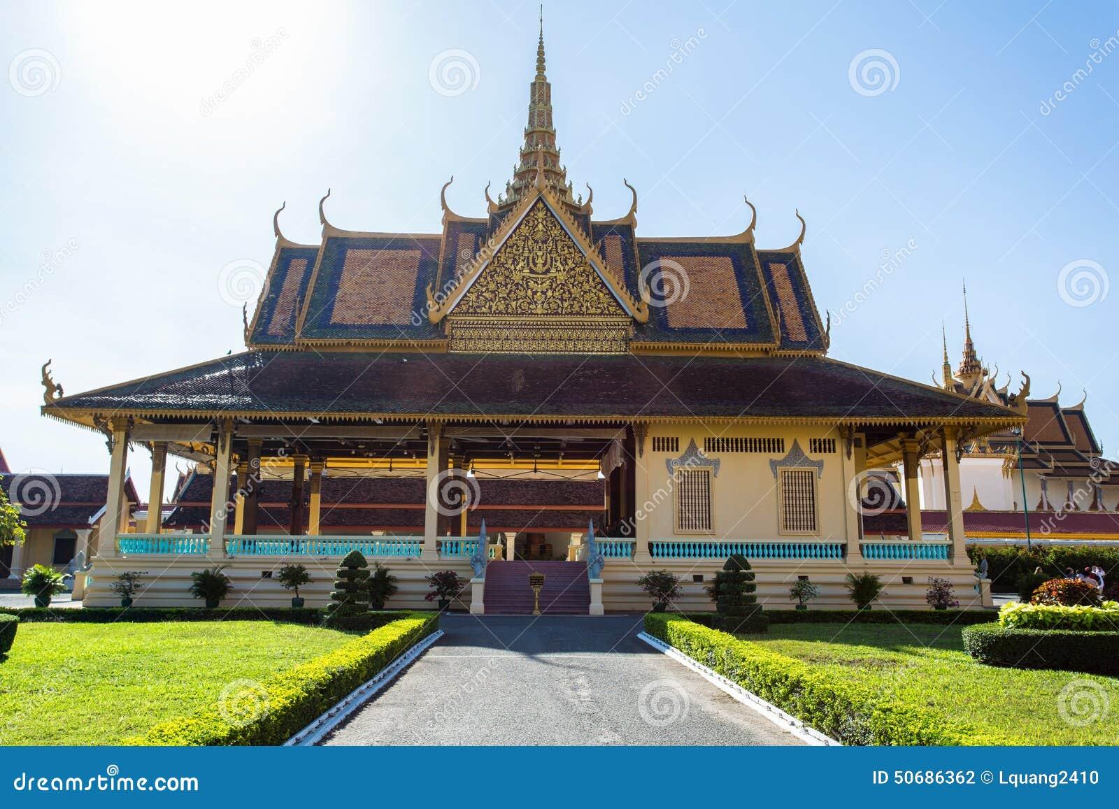 Download 皇家地方在金边 库存照片. 图片 包括有 吸引力, 居住, 柬埔寨, 庄严, 聚会所, 金子, 镇痛药, 地标 - 50686362