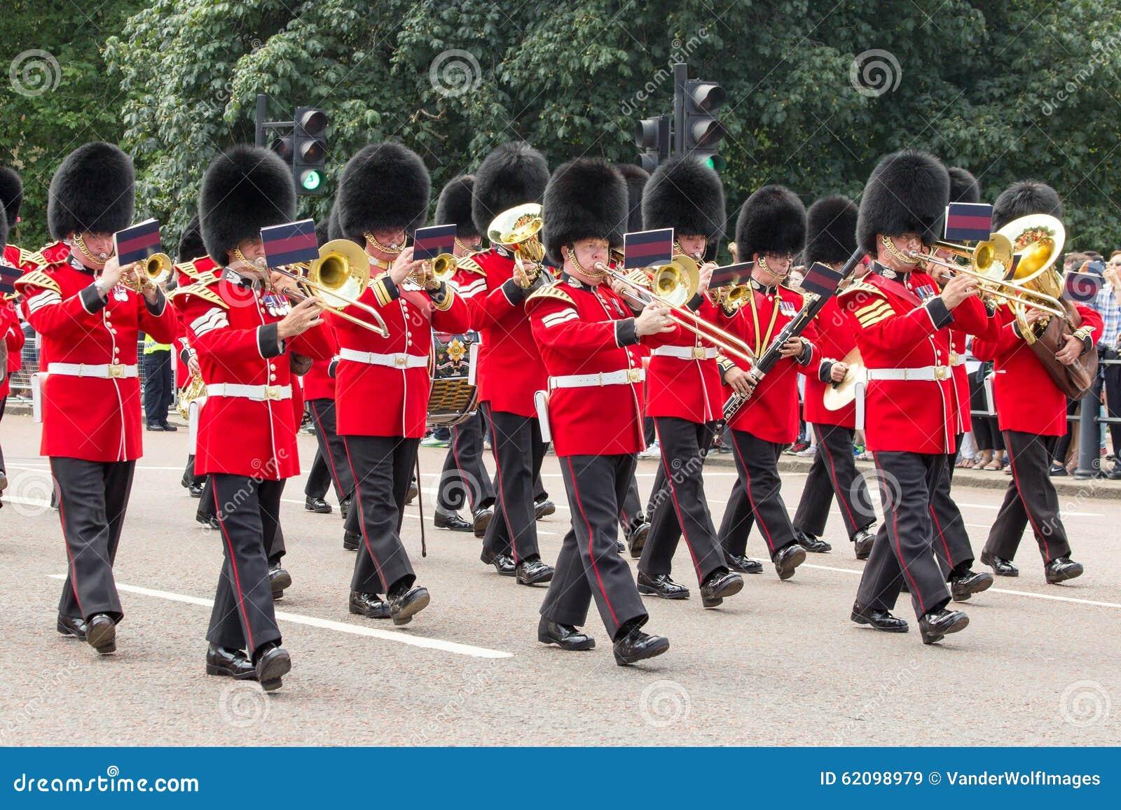 皇家英国的卫兵