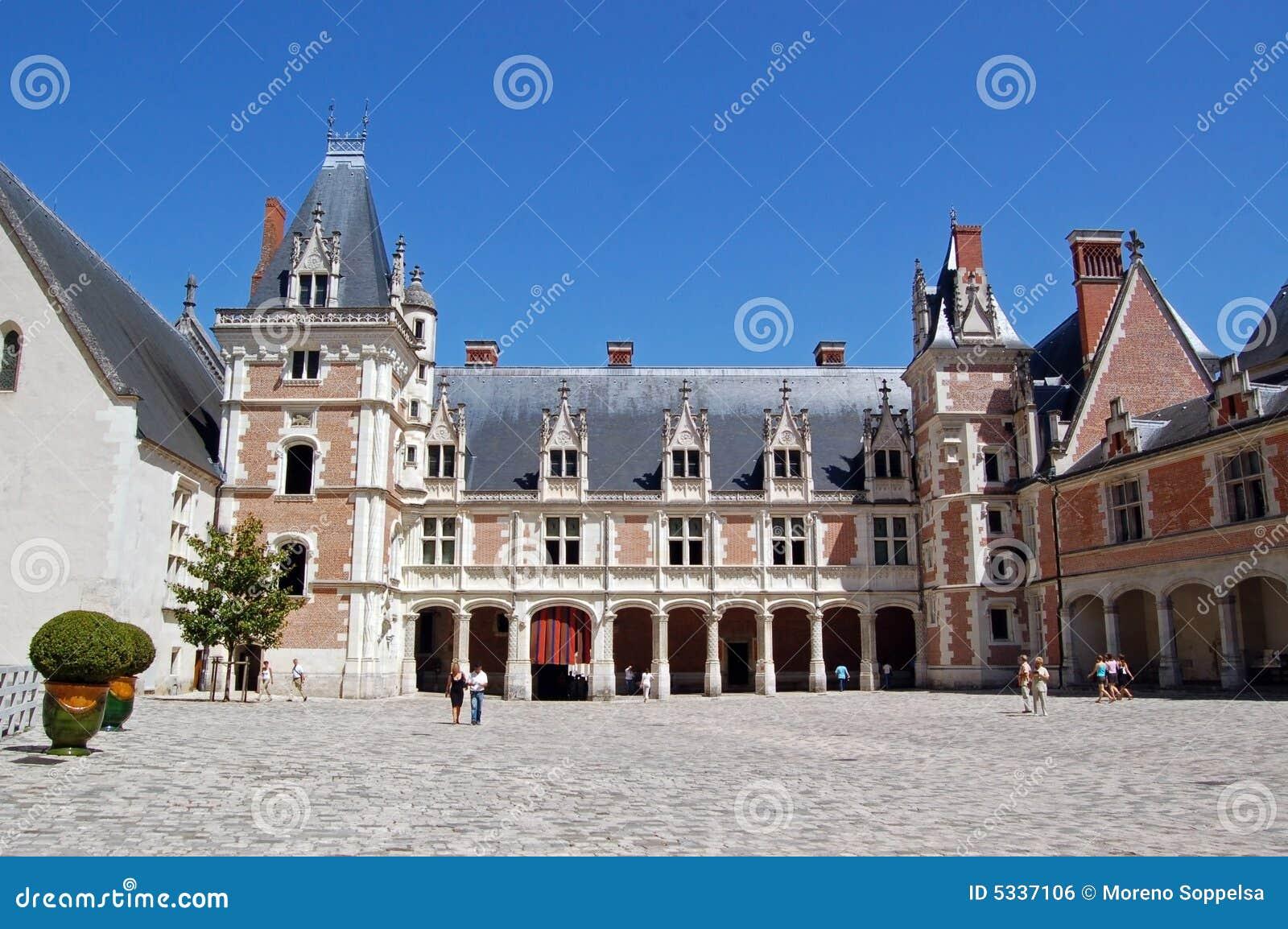 皇家blois的大别墅de