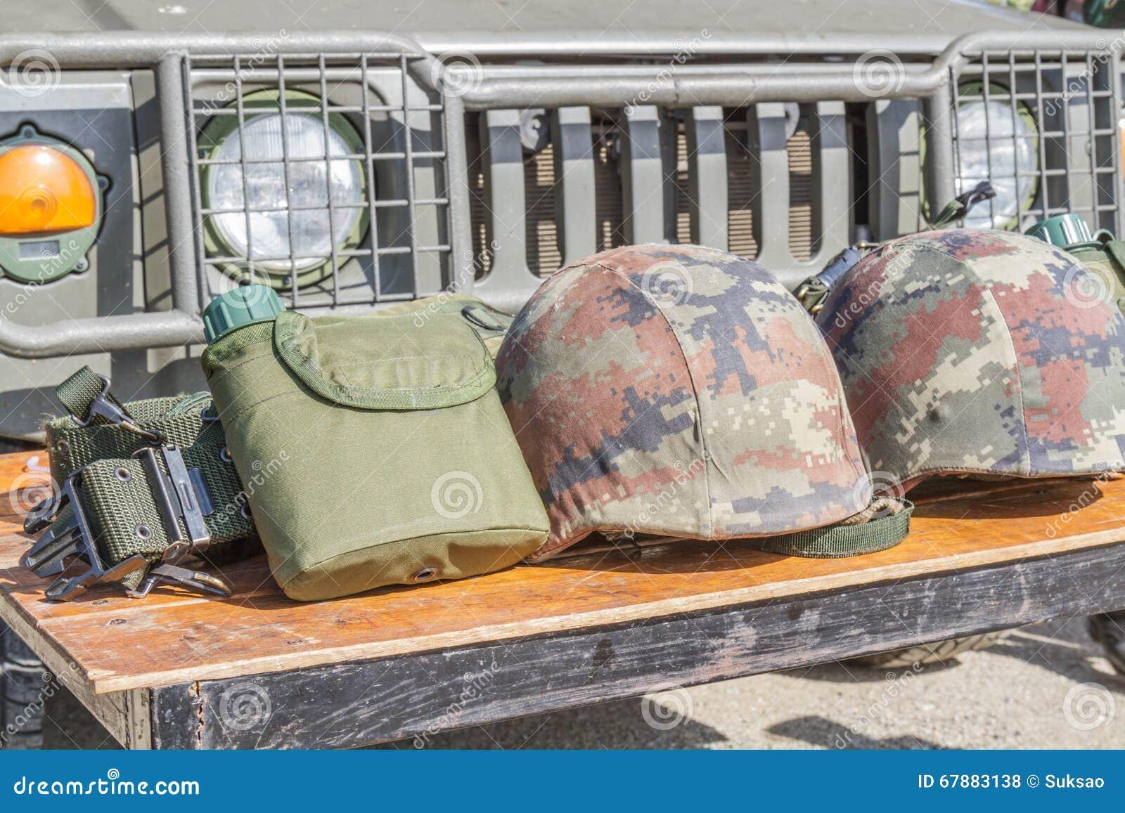 盔甲军用和军用烧瓶