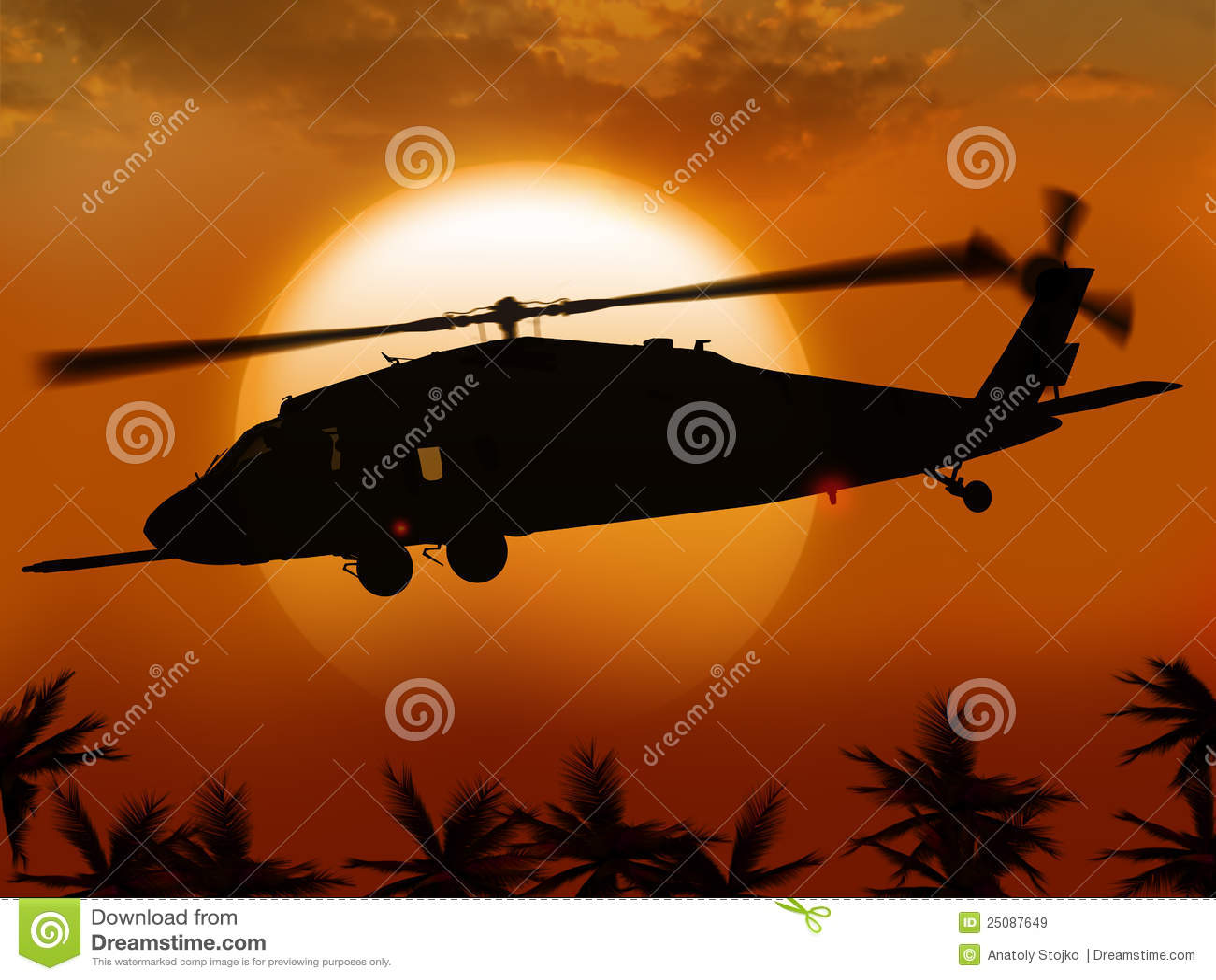 直升机星期日
