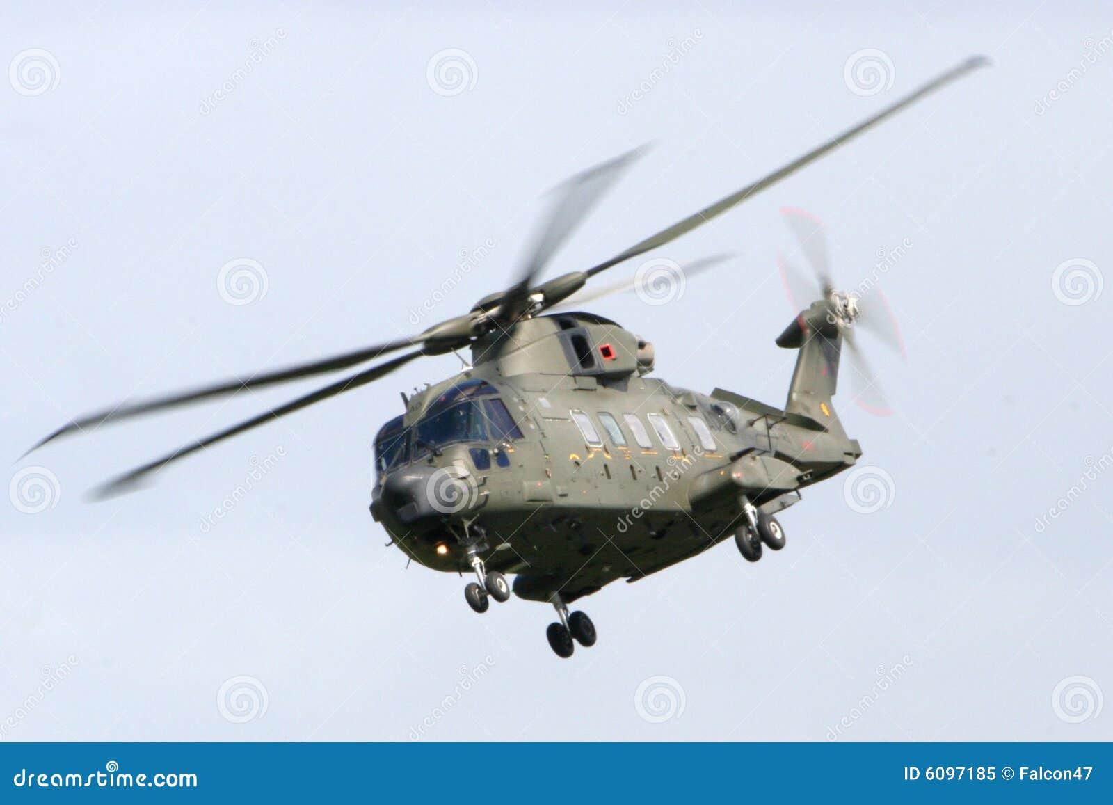 直升机默林