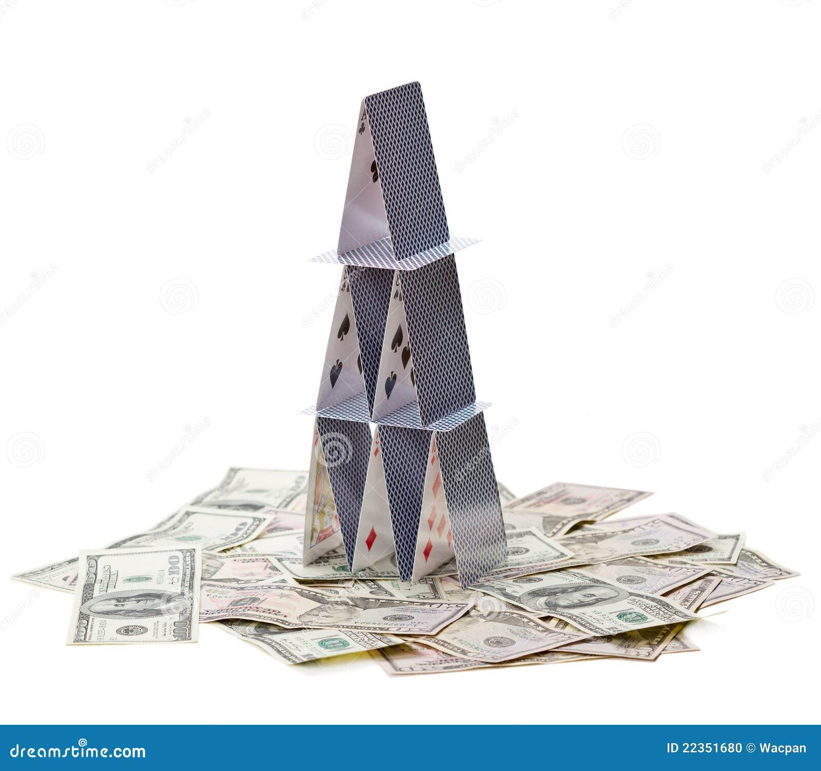 看板卡房子货币