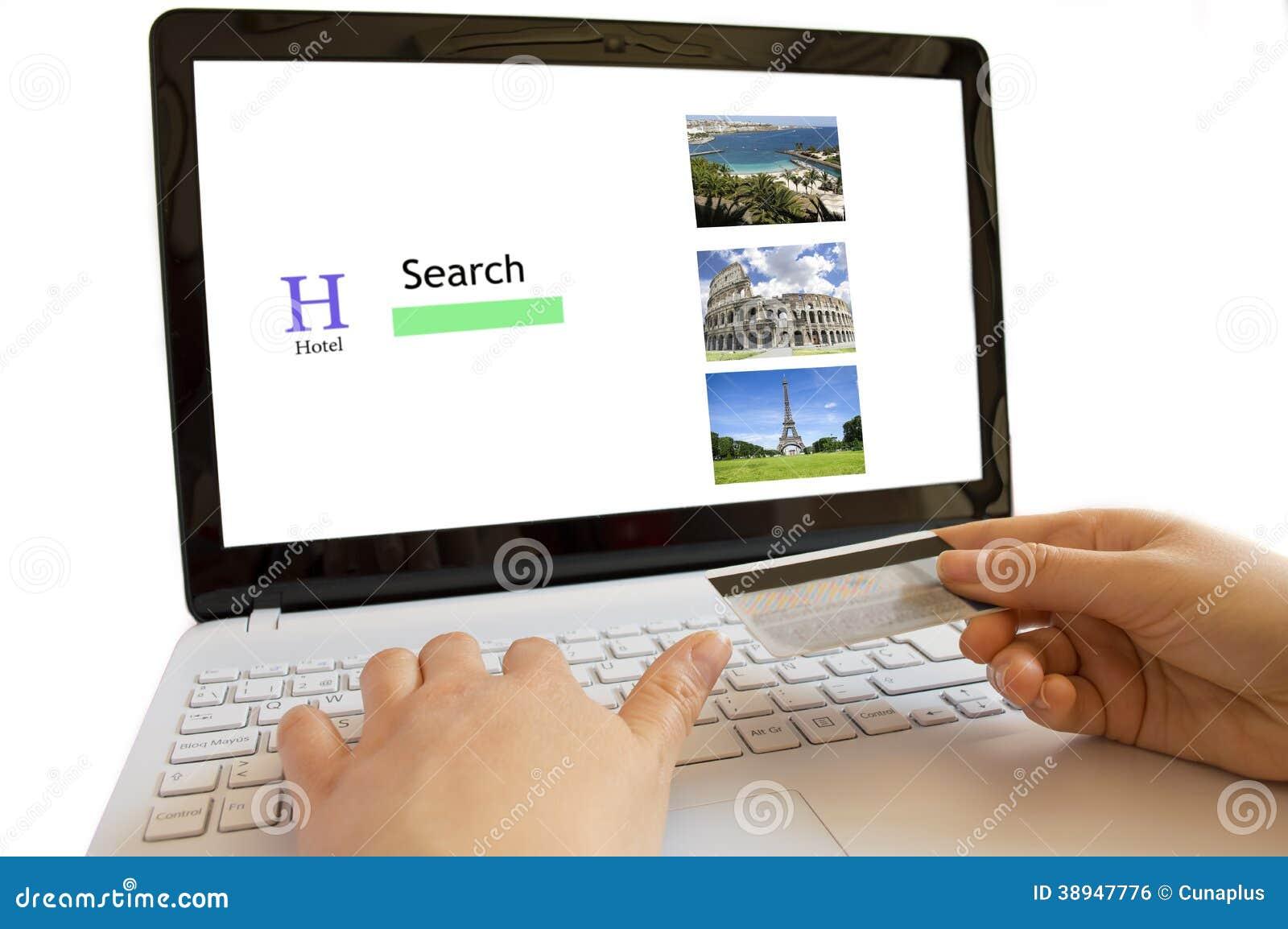 看起来网上旅馆