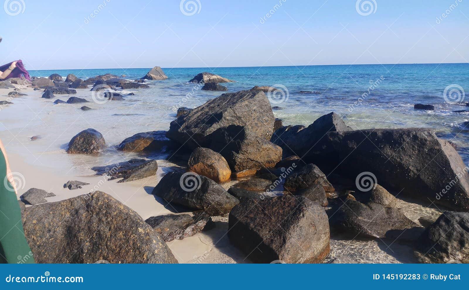 真实地是旅行风景自然海滩海岛照片