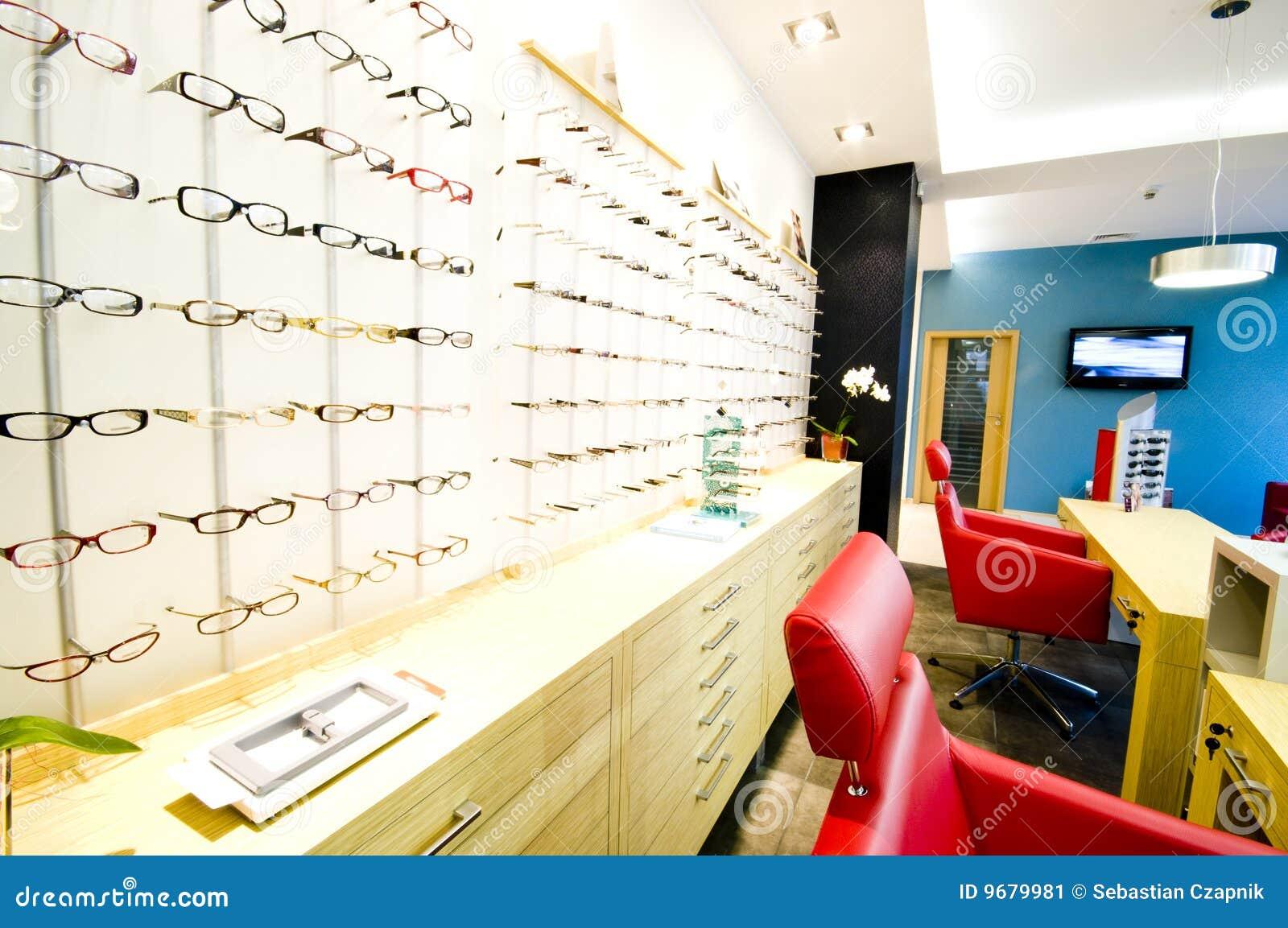 眼镜师界面