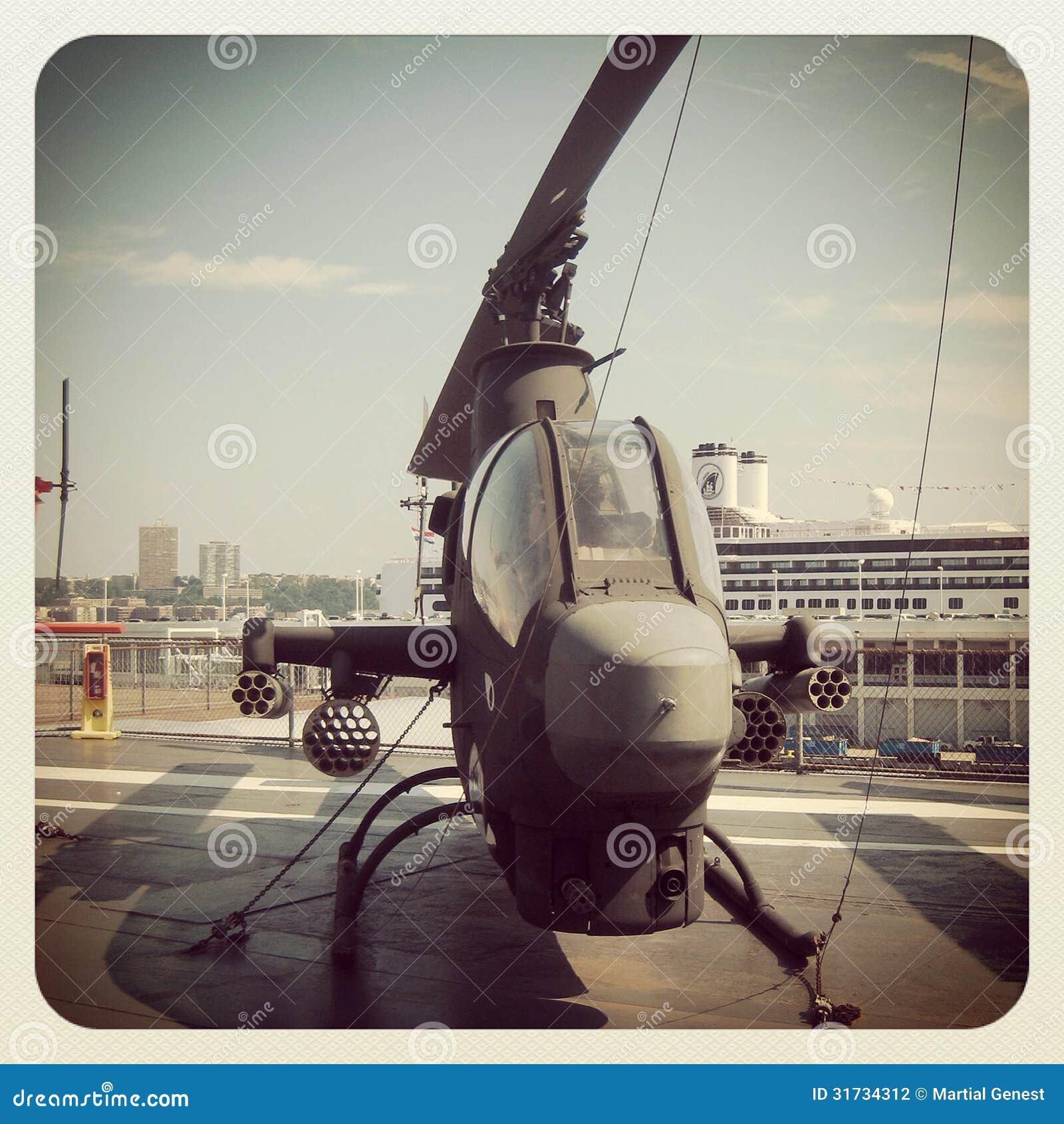 眼镜蛇战斗直升机