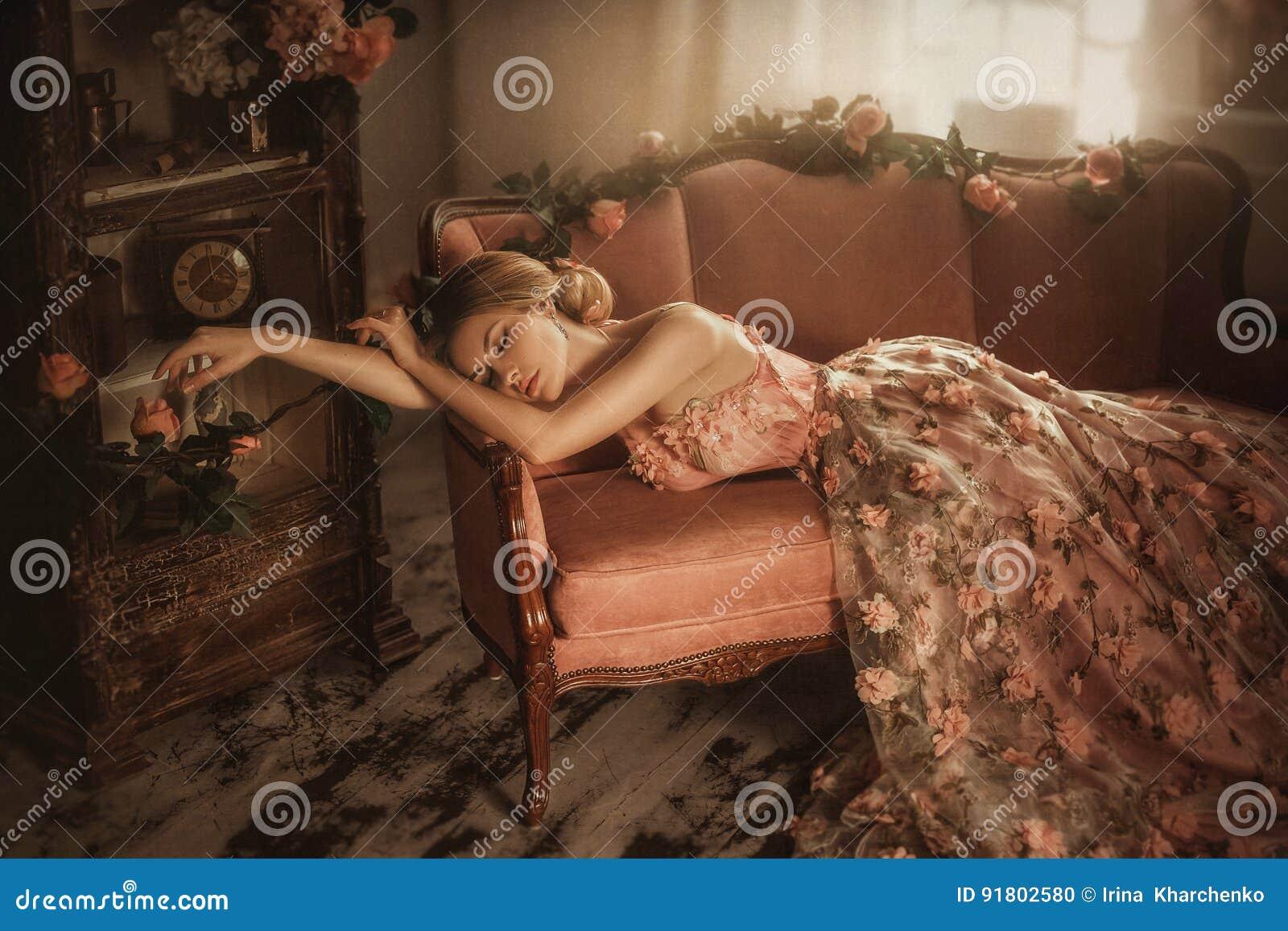 睡美人的传说