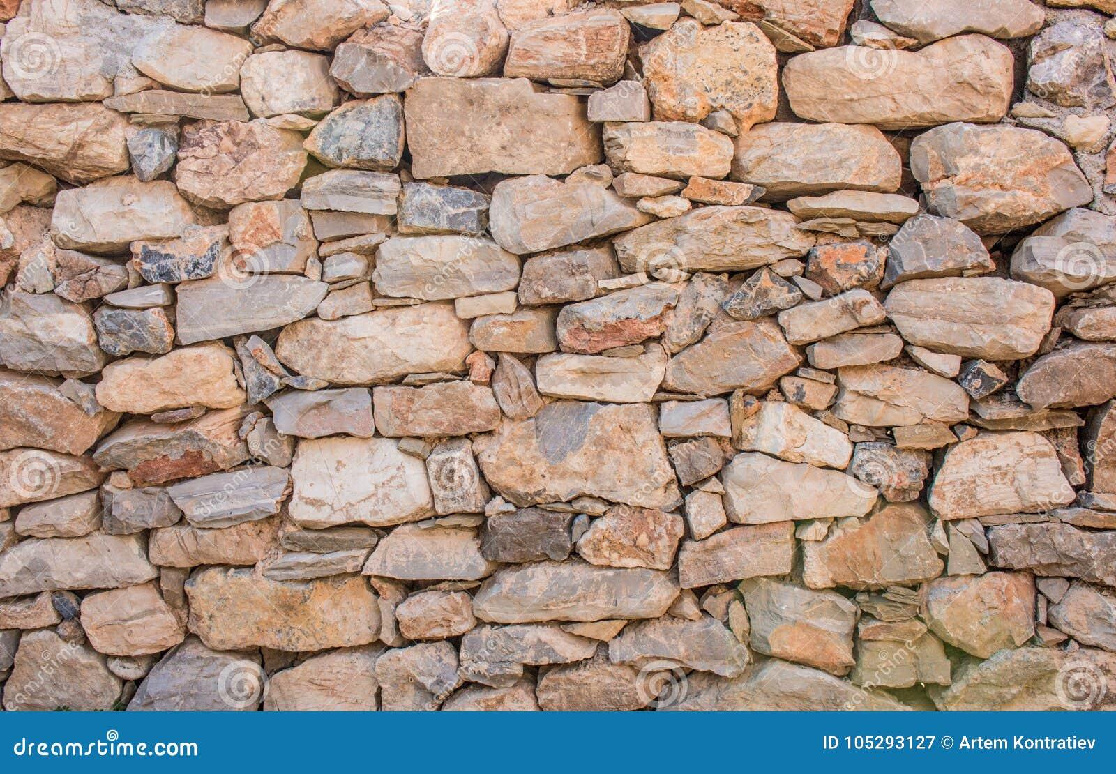 石墙纹理照片背景 希腊古老墙壁纹理