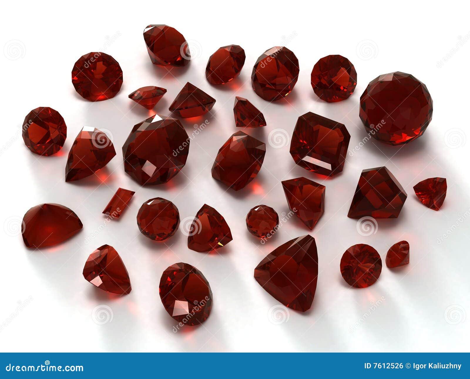 石榴石宝石
