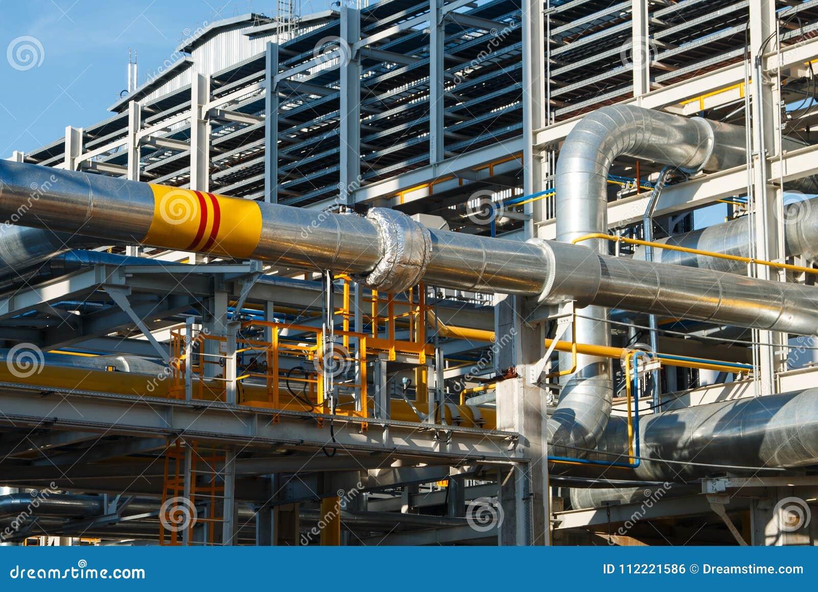 石油精炼的设备