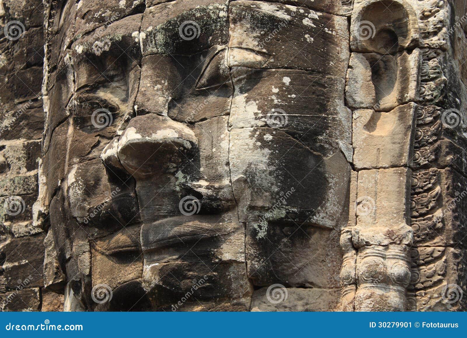 石头的面孔