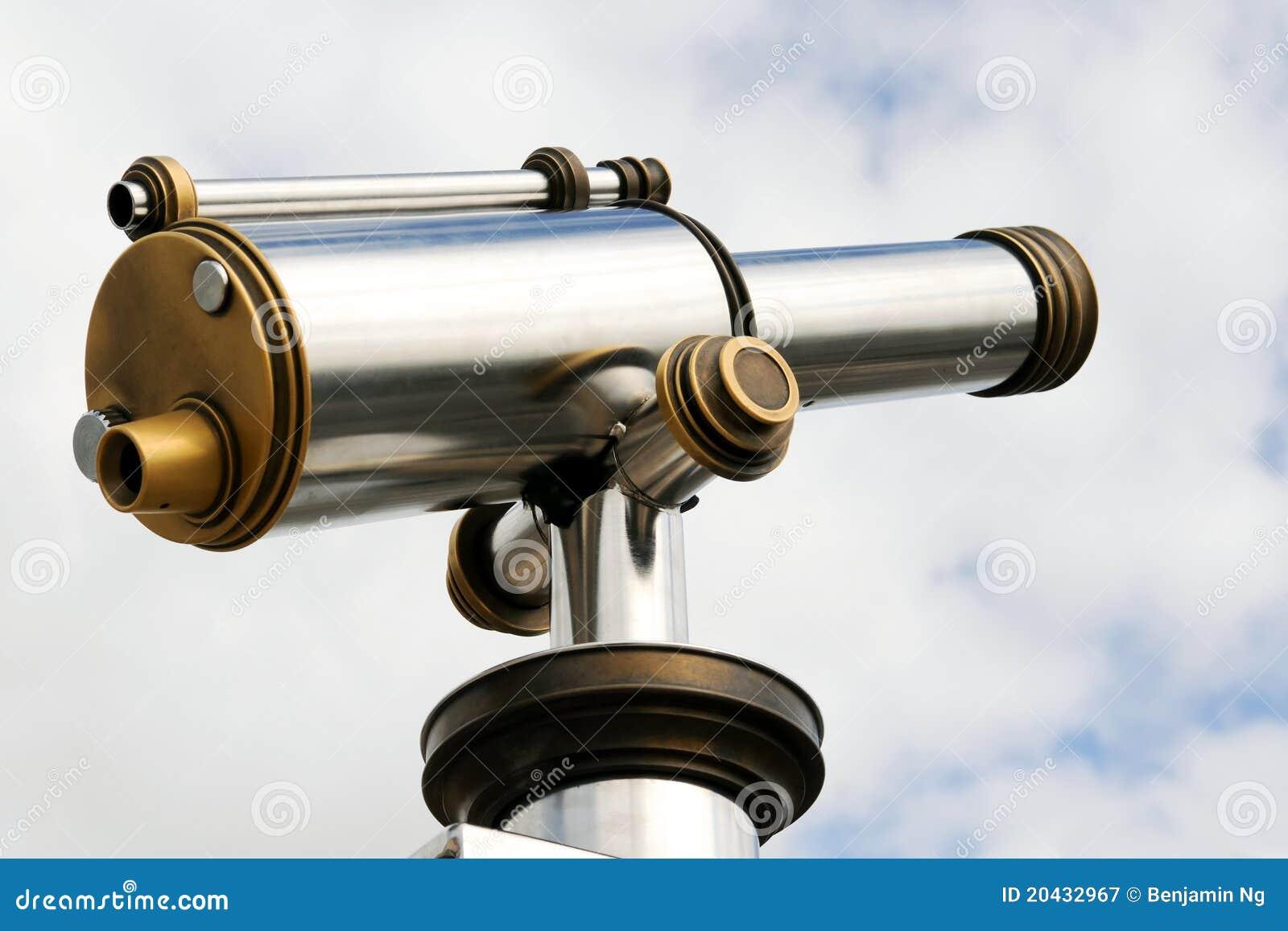 矾铜望远镜