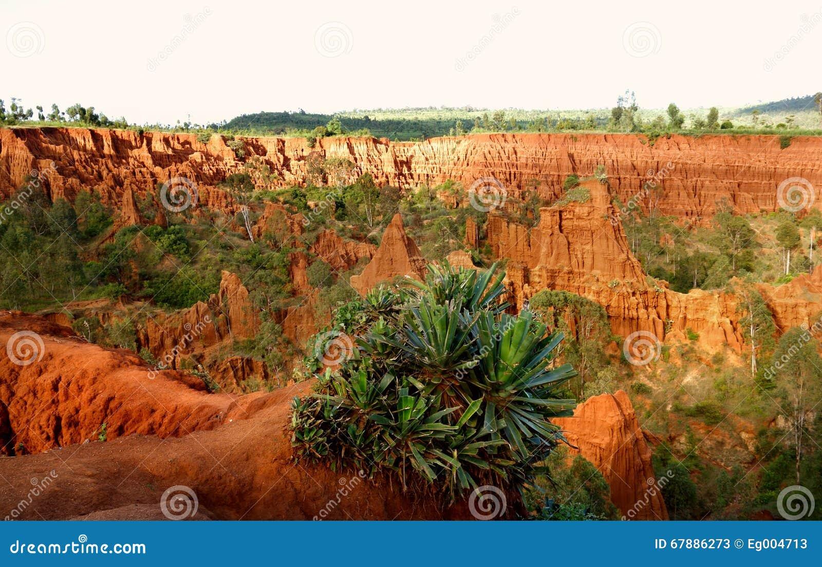 砂岩峭壁Gesergio