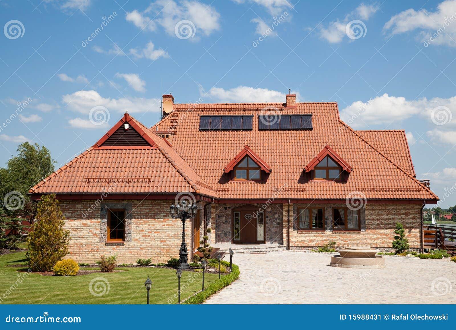 砖唯一系列的房子