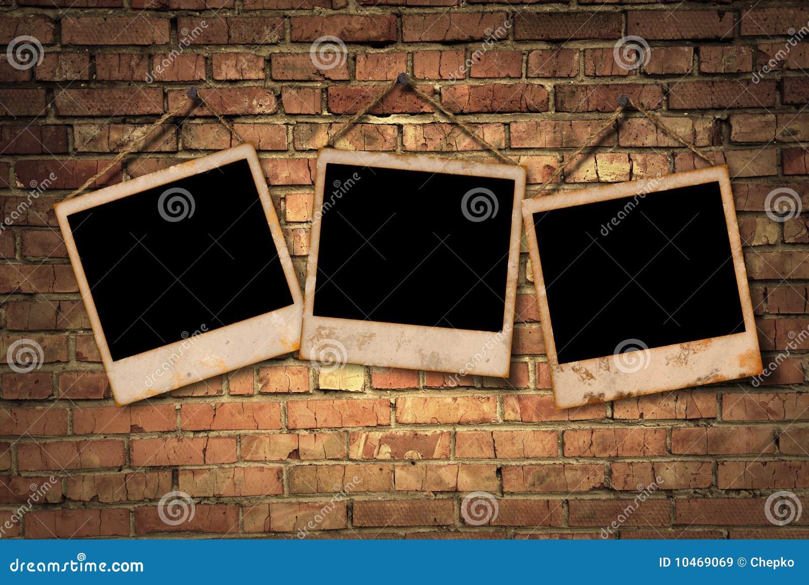 砖照片墙壁