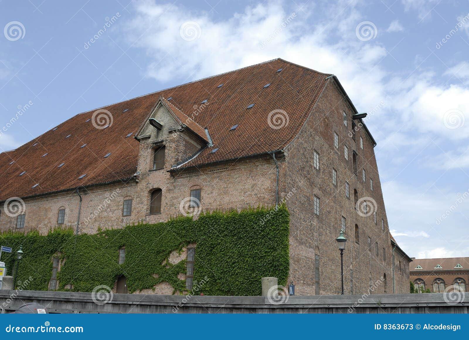 砖瓦房丹麦