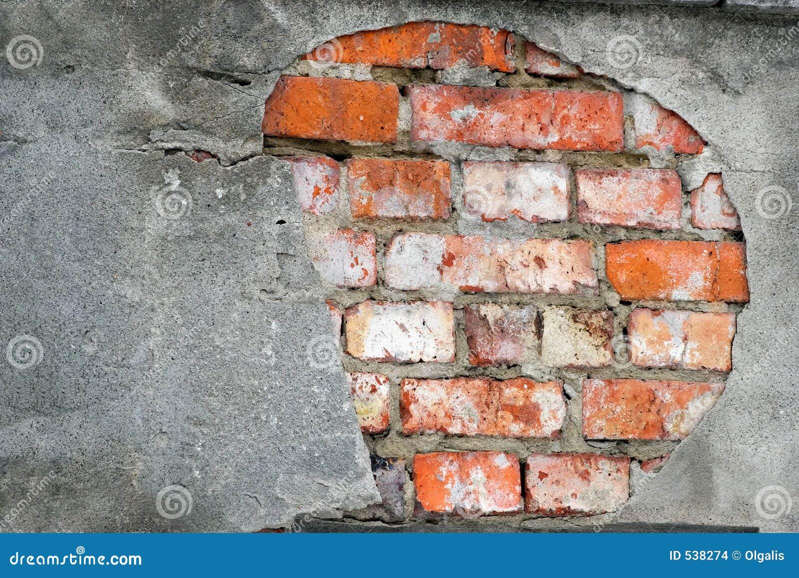 Download 砖破坏墙壁 库存照片. 图片 包括有 朽烂, 染料, grunge, 不列塔尼的, 等于, 保险开关, 历史记录 - 538274