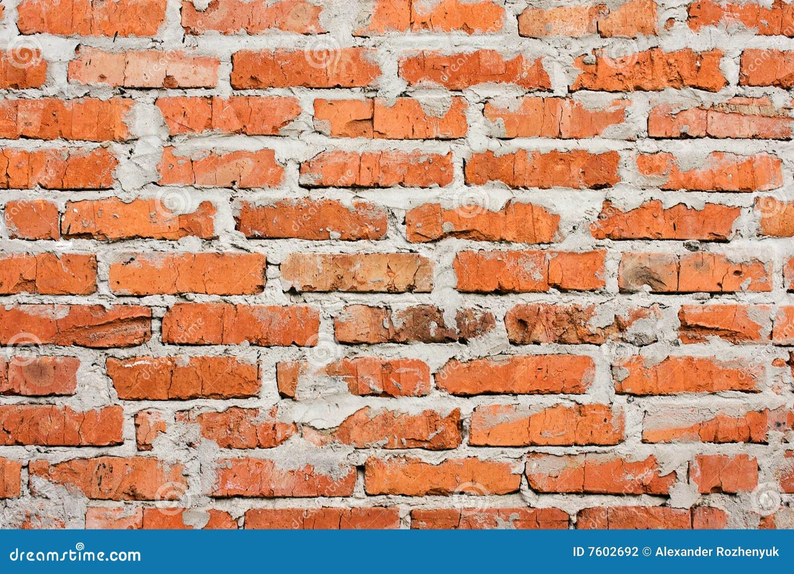 砖脏的纹理墙壁